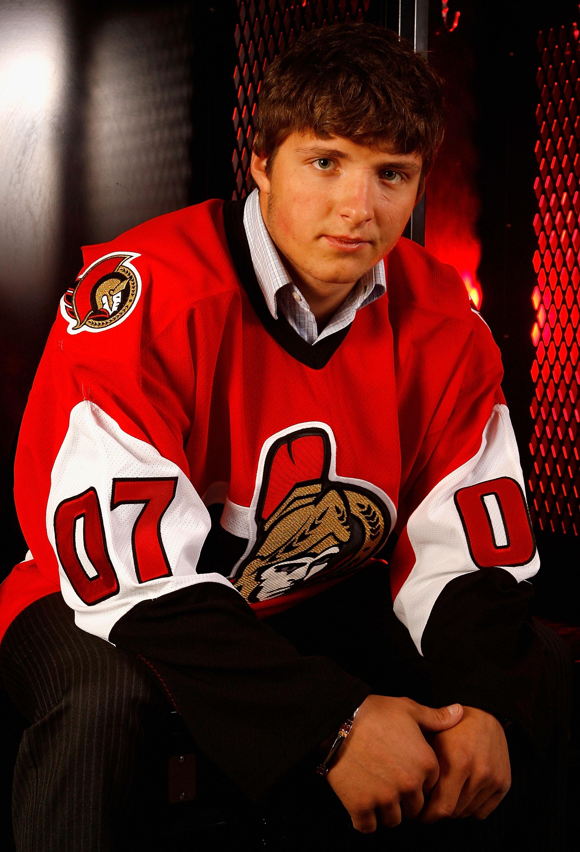 2007 NHL Entry Draft Portraits