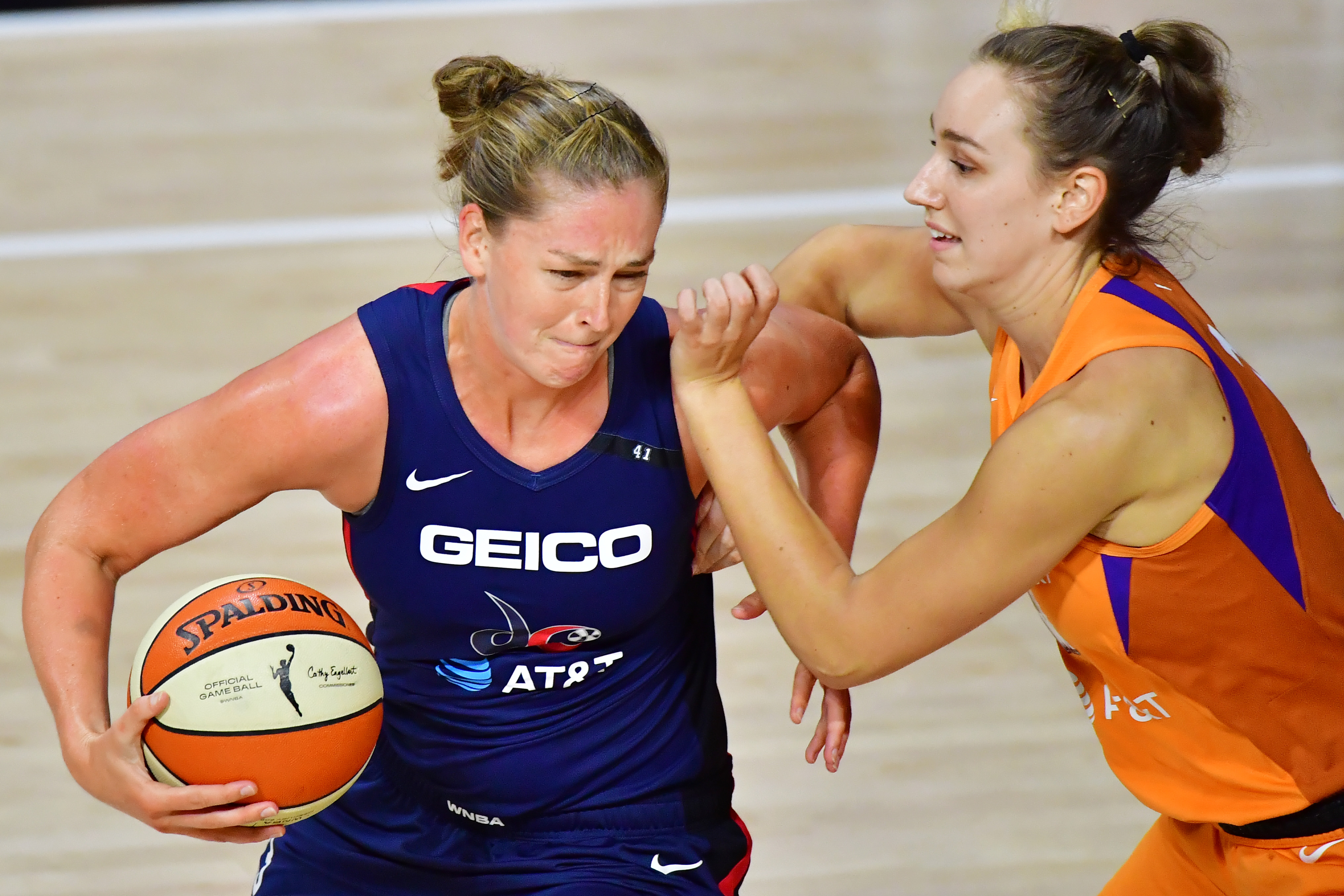 Washington Mystics v Phoenix Mercury - Game One