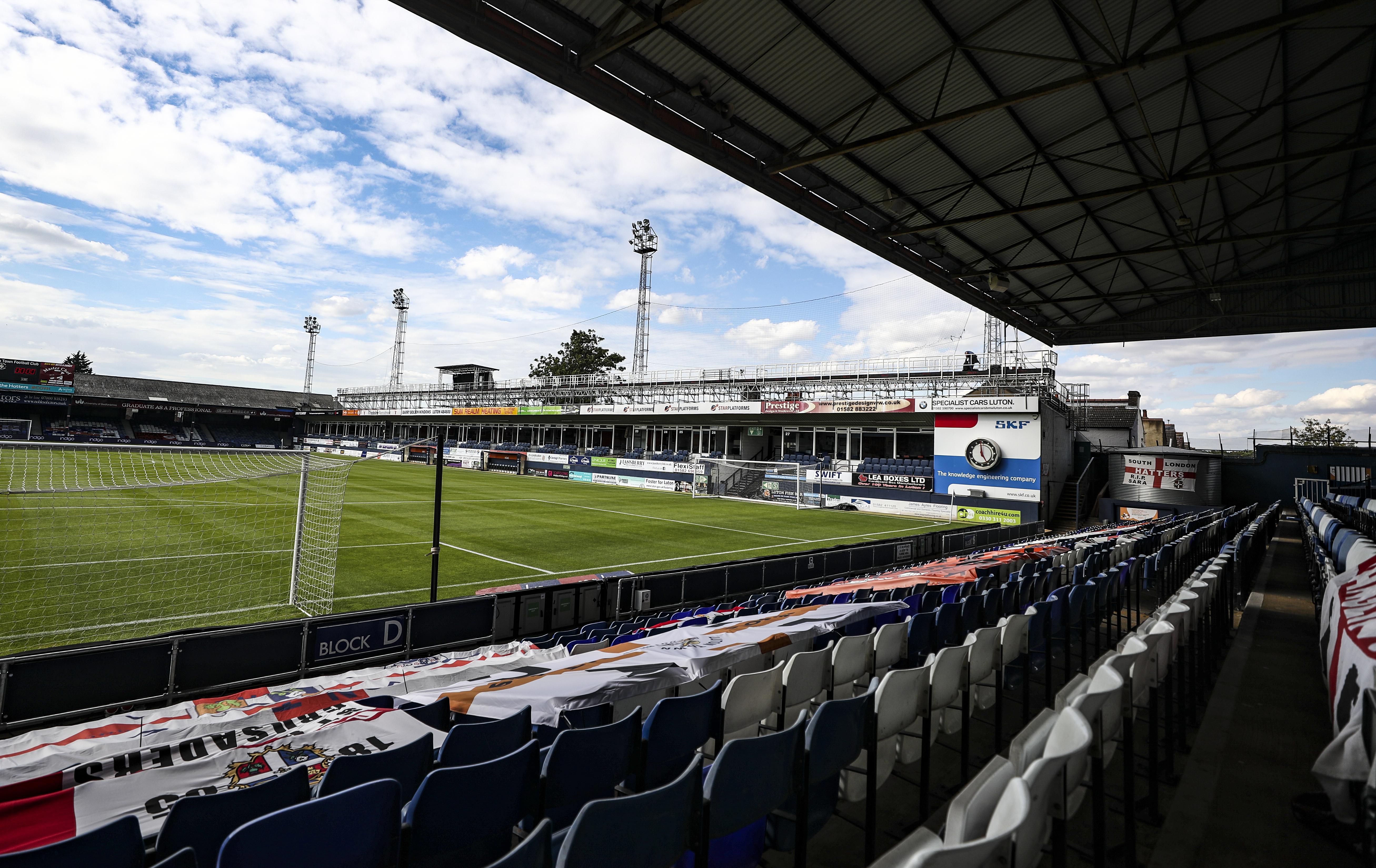 Luton Town v Blackburn Rovers - Sky Bet Championship