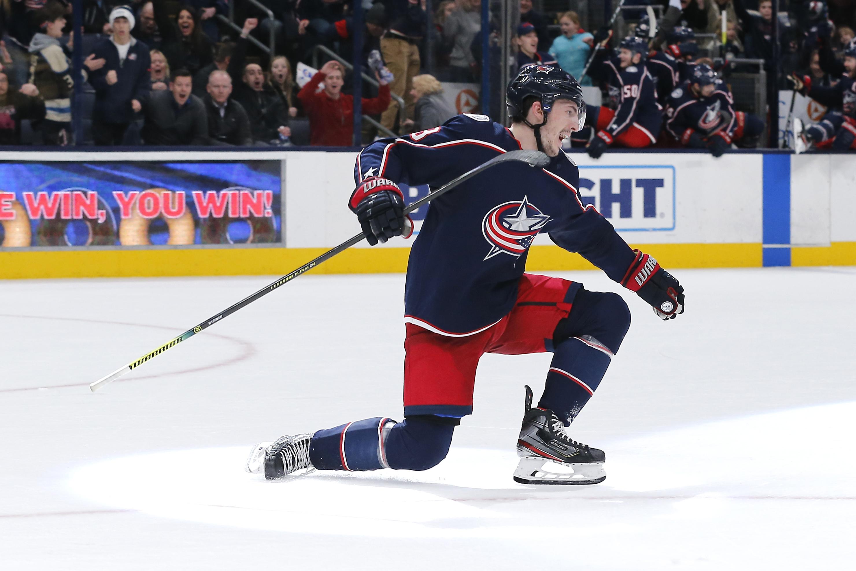 NHL: Florida Panthers at Columbus Blue Jackets