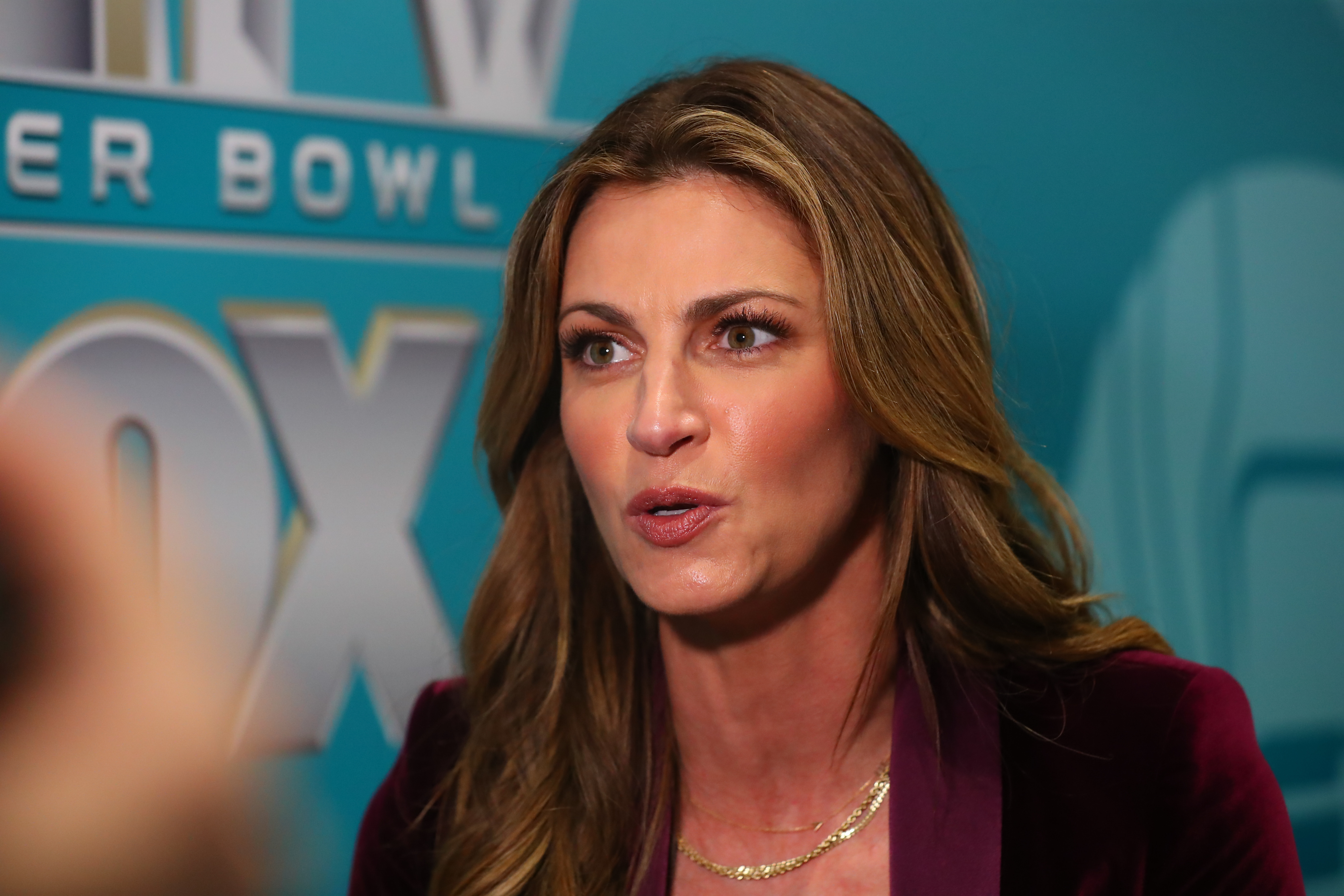 NFL: JAN 28 Super Bowl LIV - FOX Sports Media Day