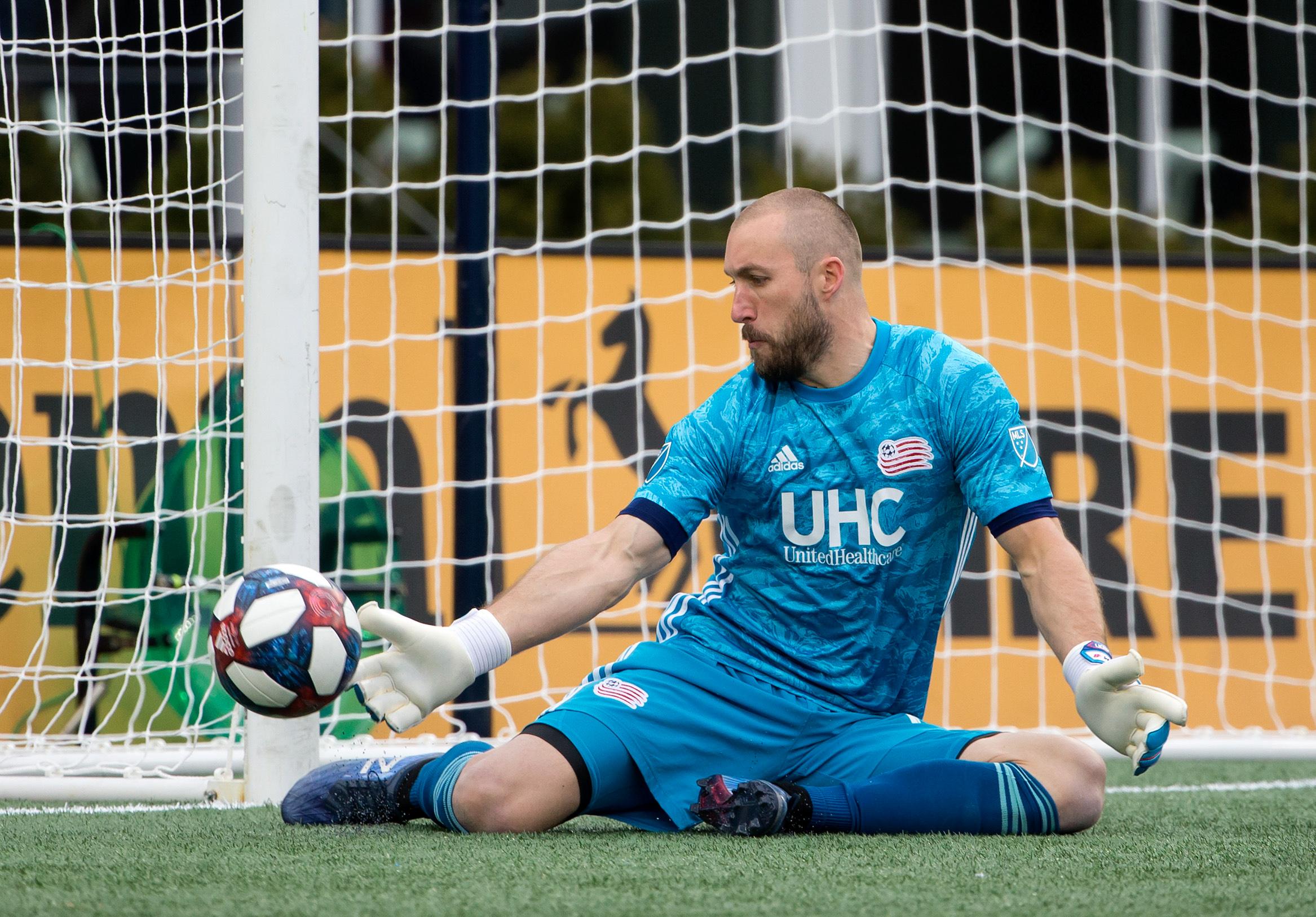 MLS: FC Cincinnati at New England Revolution