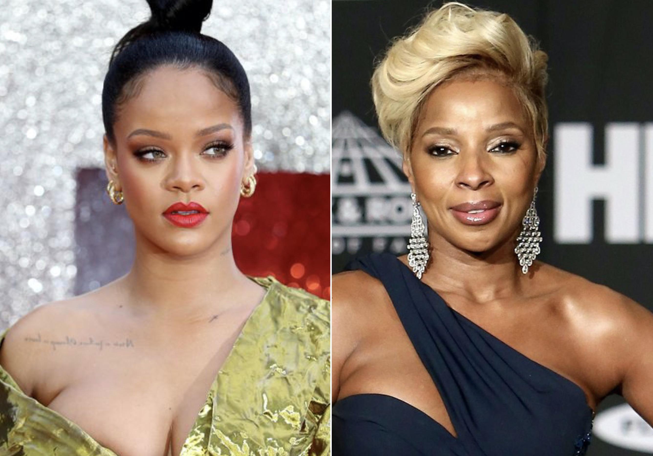 Rihanna / Mary J. Blige