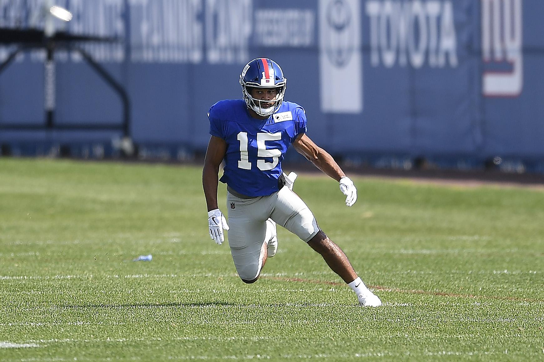 New York Giants Training Camp