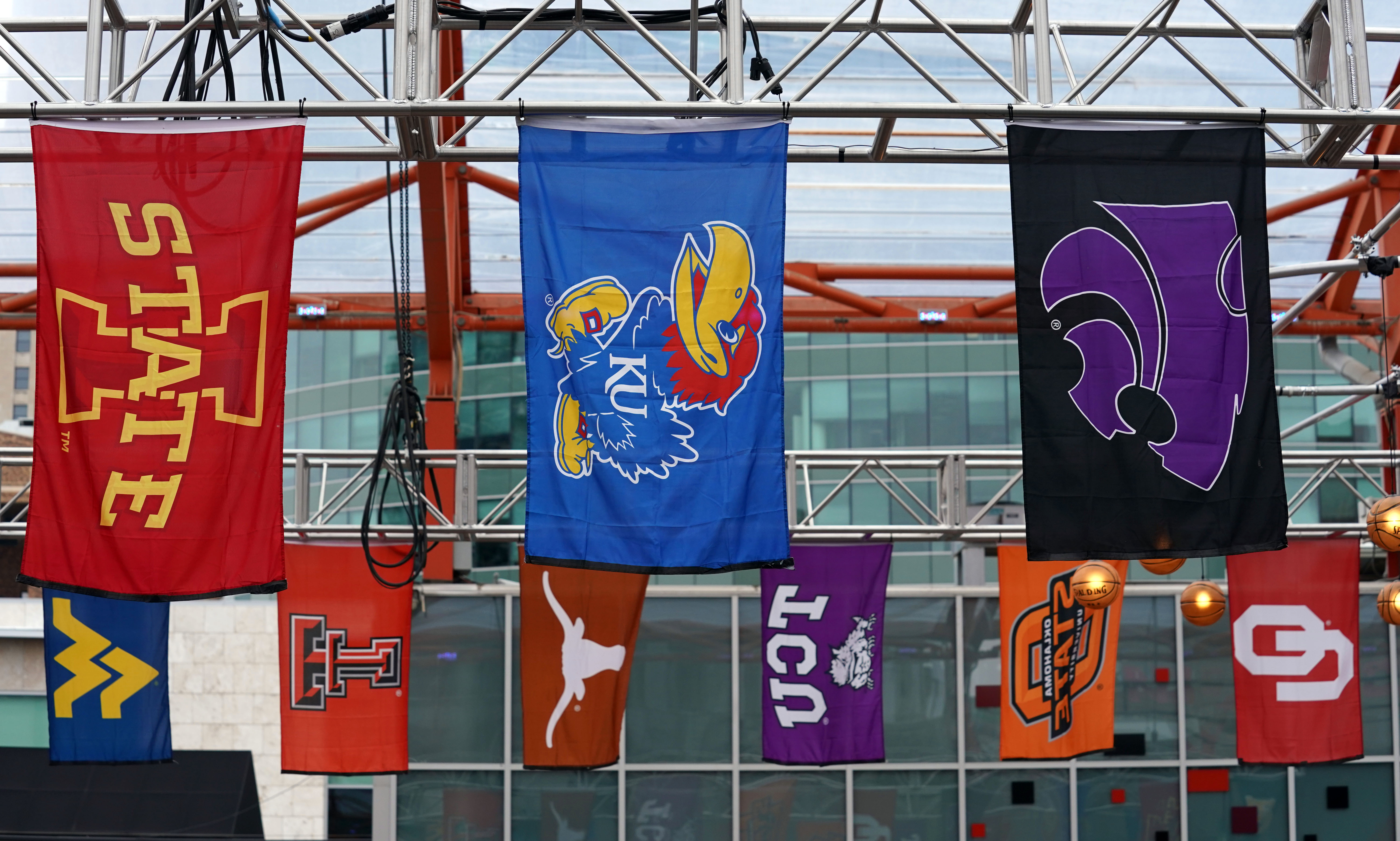 NCAA Basketball: Big 12 Tournament