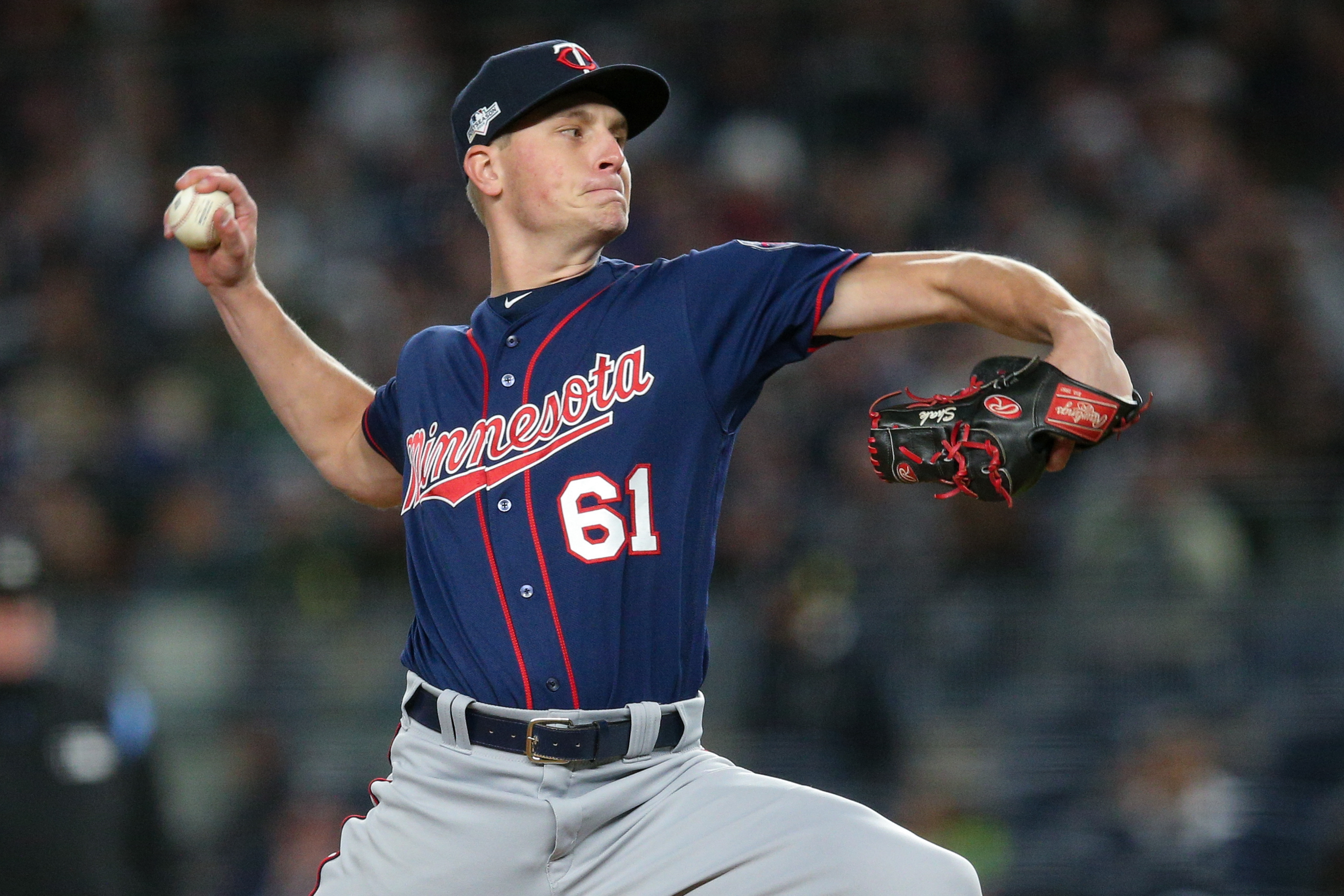 MLB: ALDS-Minnesota Twins at New York Yankees