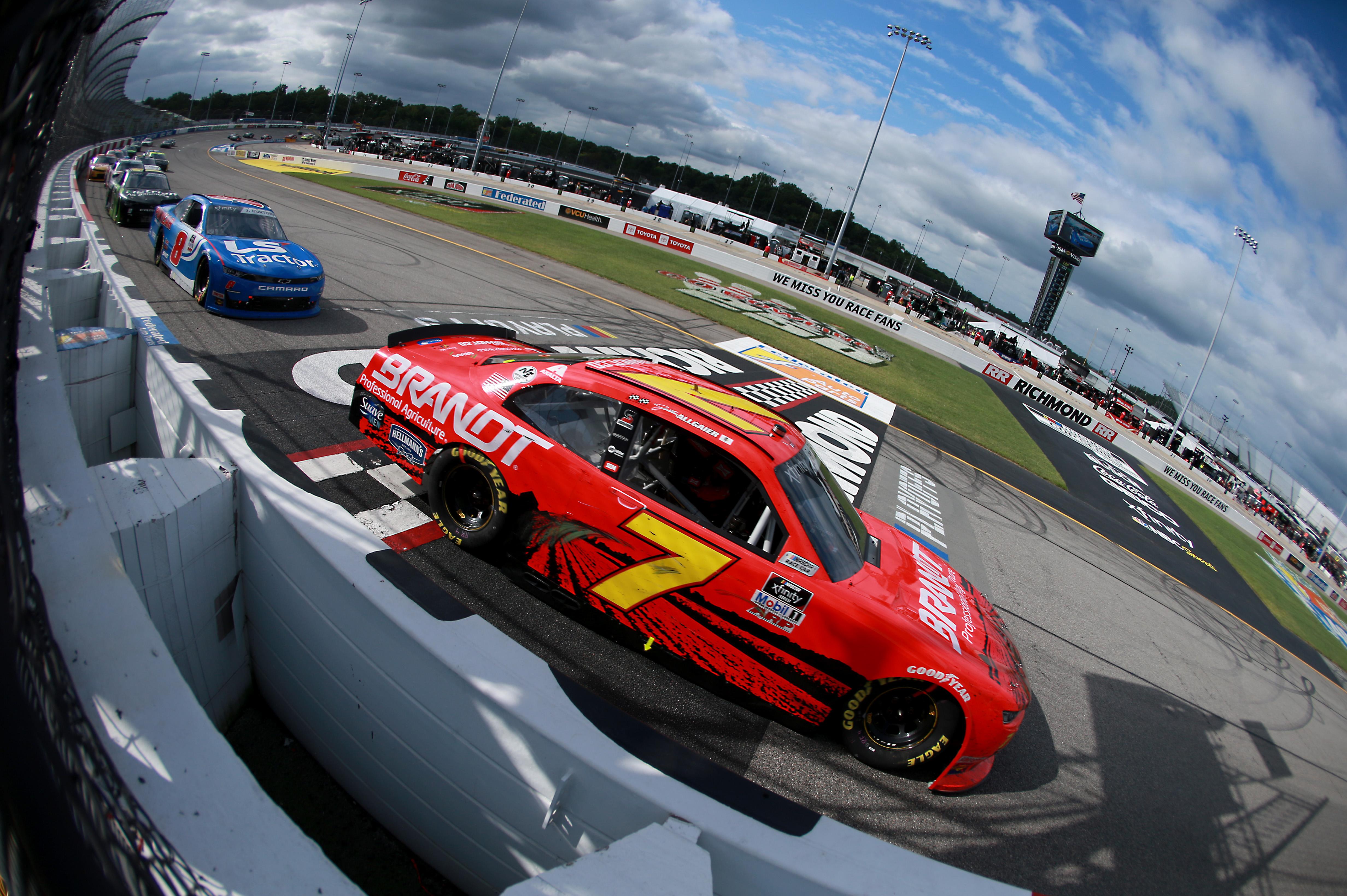 NASCAR Xfinity Series Virginia is for Racing Lovers 250