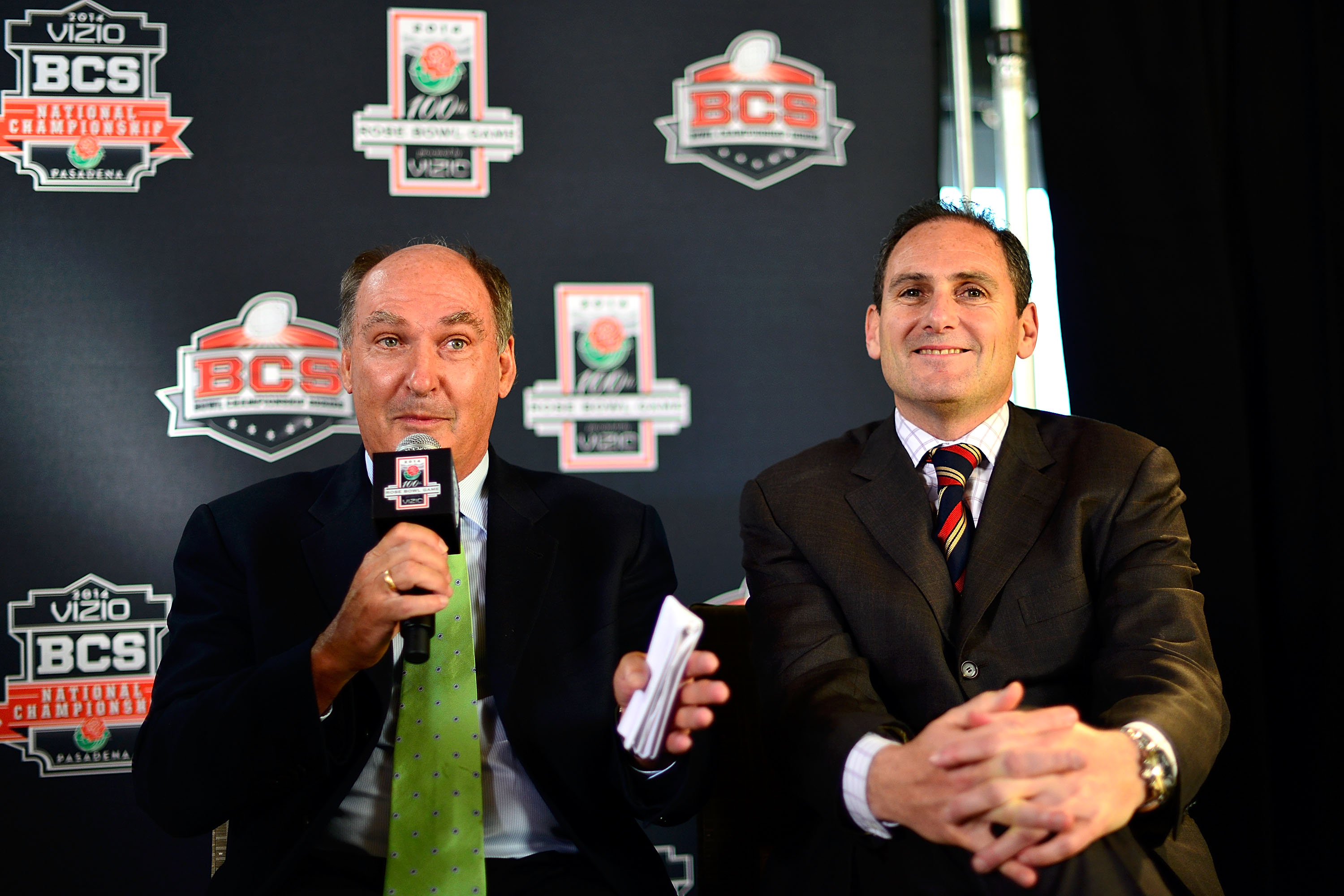 100th Rose Bowl Game Press Conference