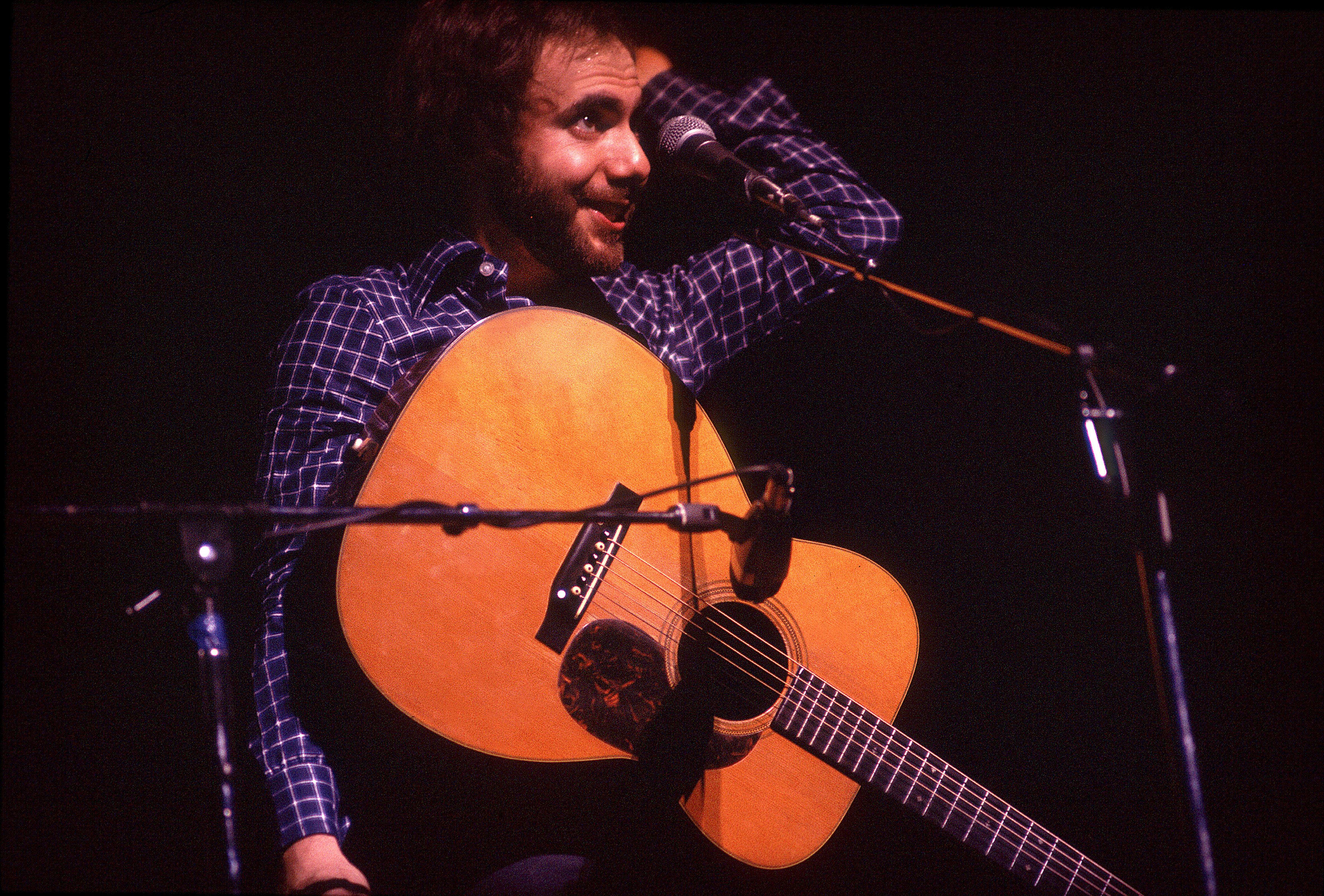 Steve Goodman Onstage At Auditorium Theater