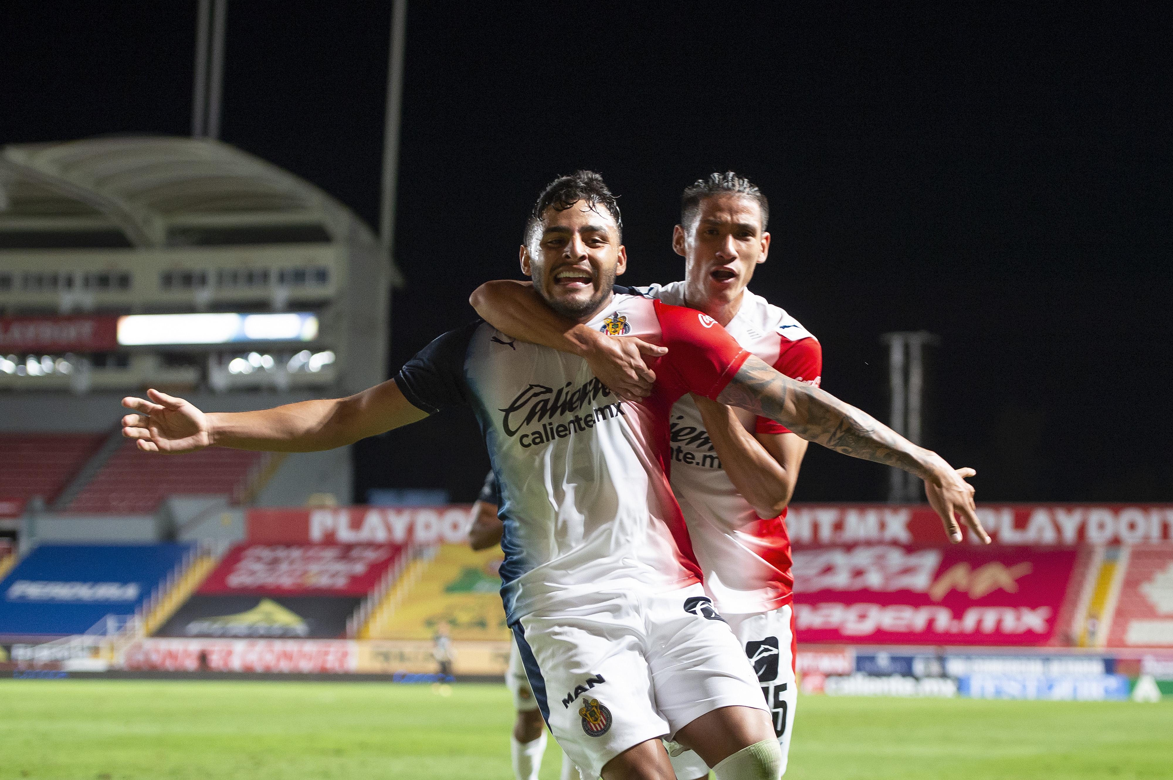 Necaxa v Chivas - Torneo Guard1anes 2020 Liga MX