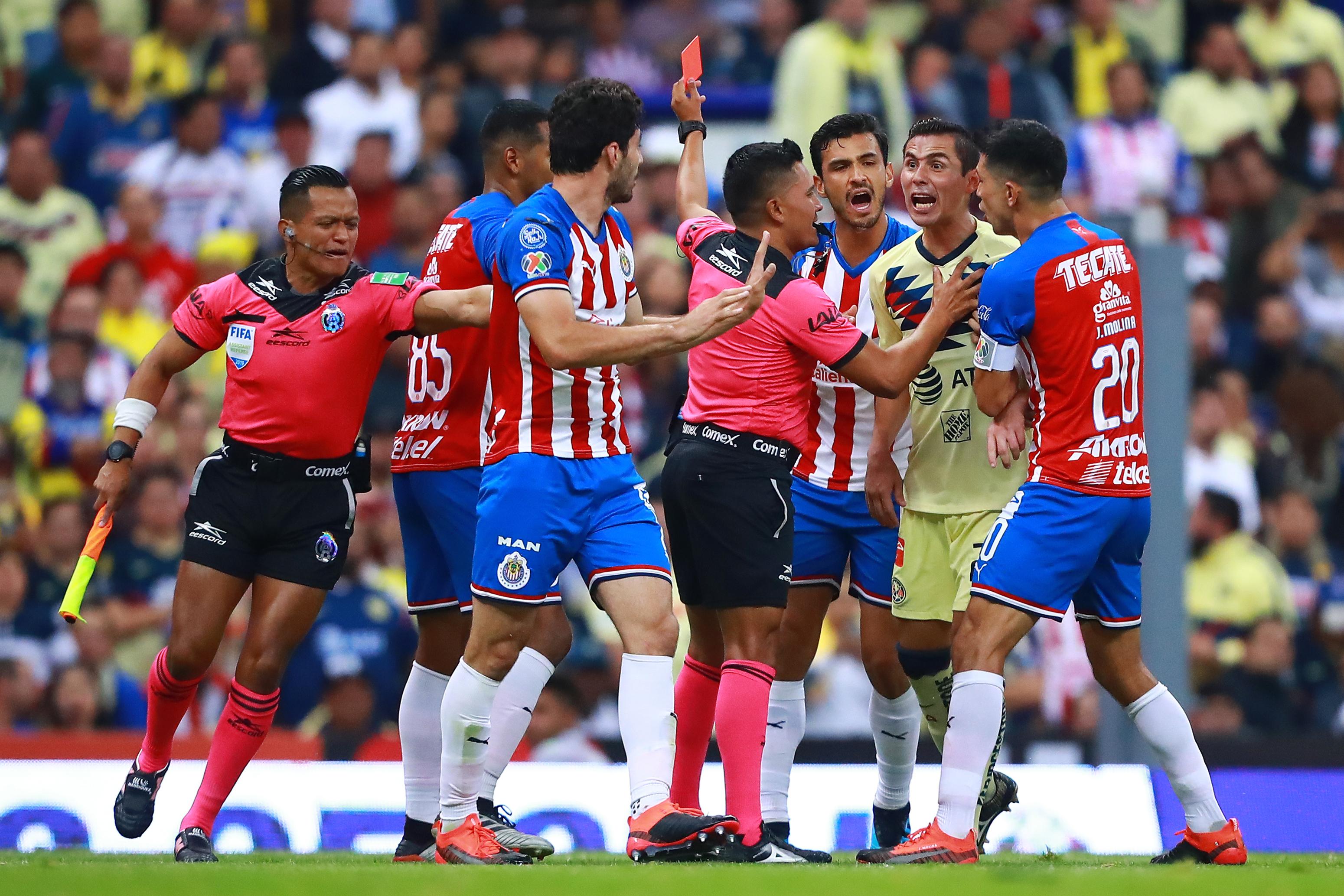 America v Chivas - Torneo Apertura 2019 Liga MX