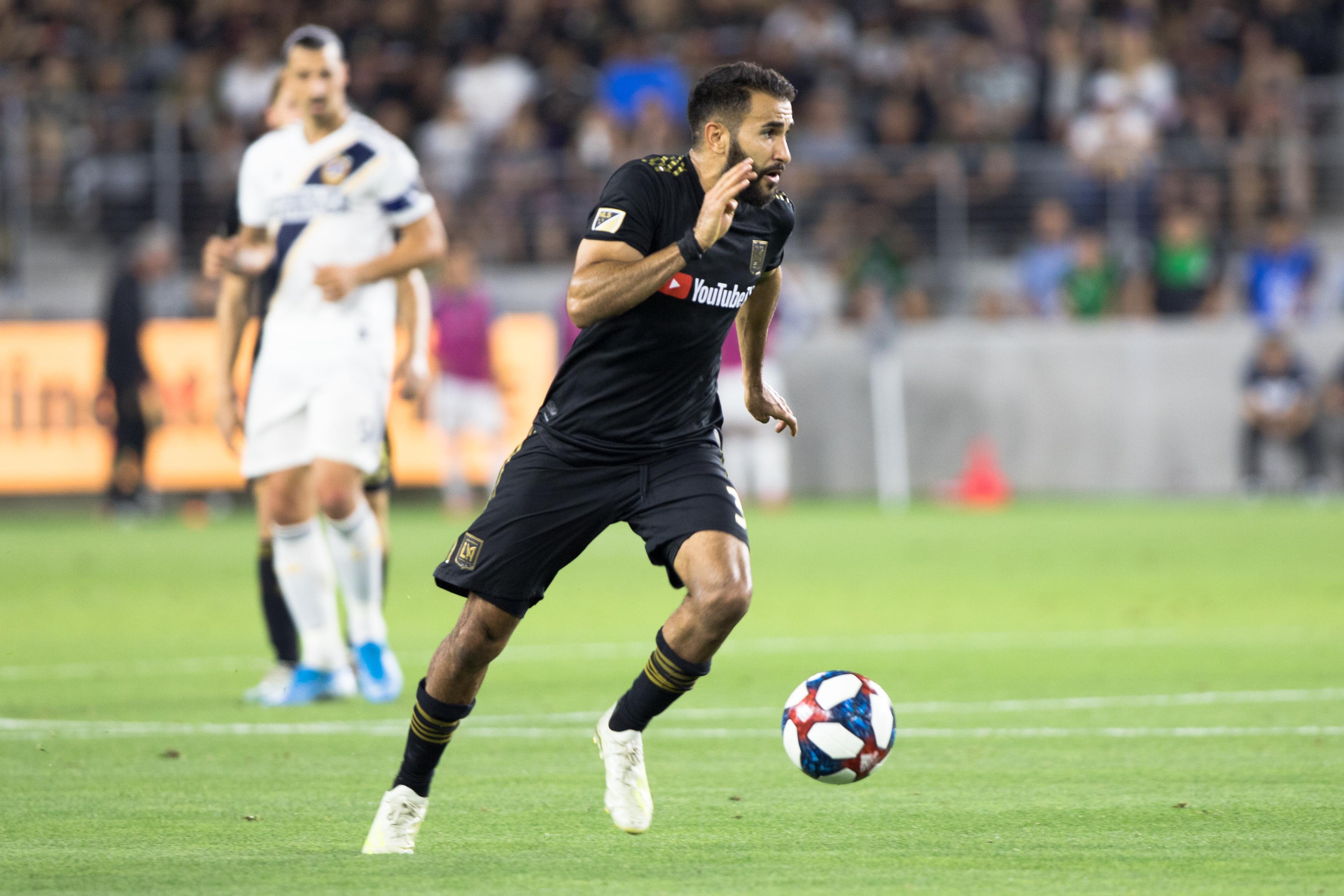 Los Angeles Galaxy v Los Angeles FC