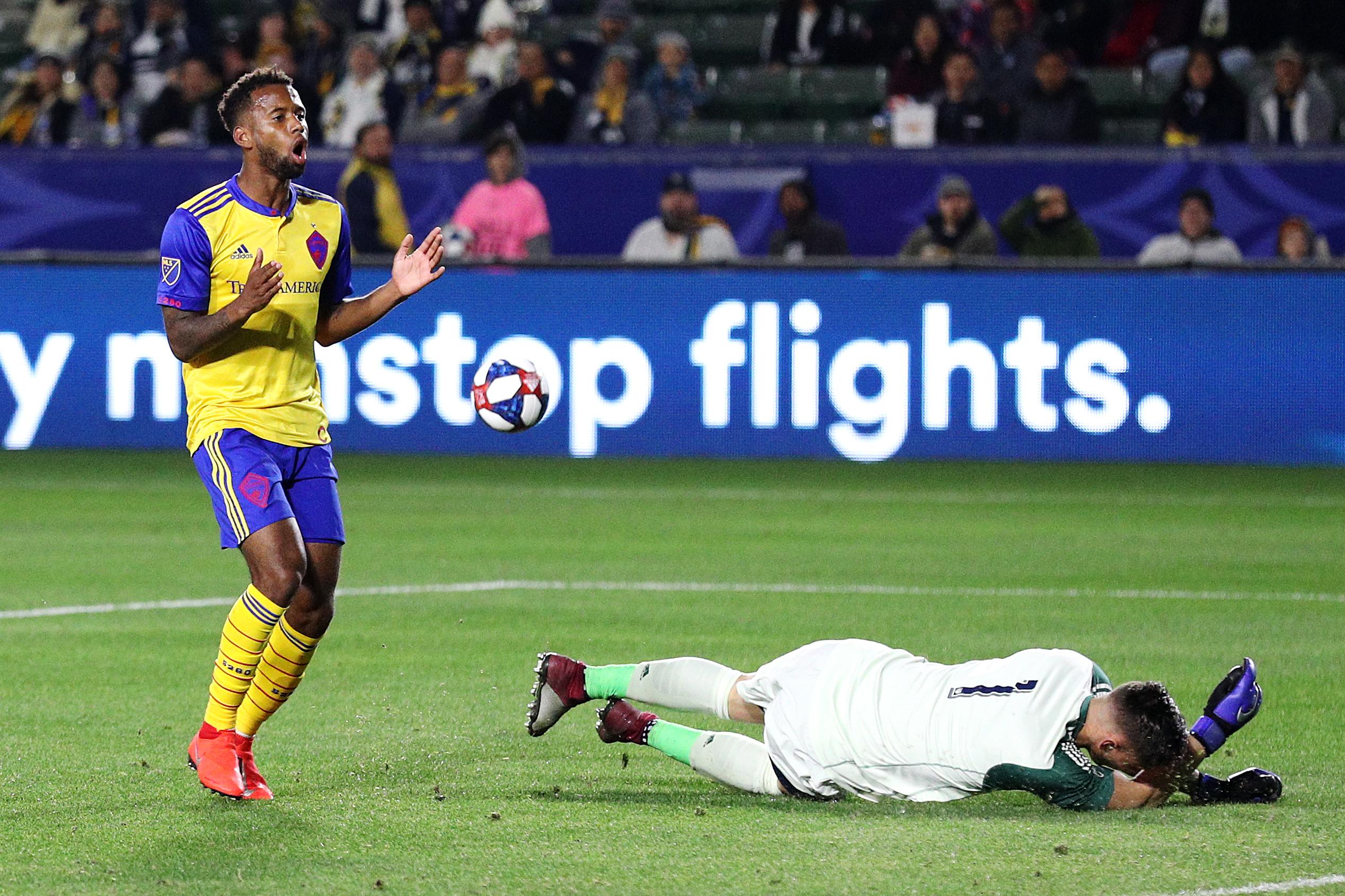 Colorado Rapids v Los Angeles Galaxy