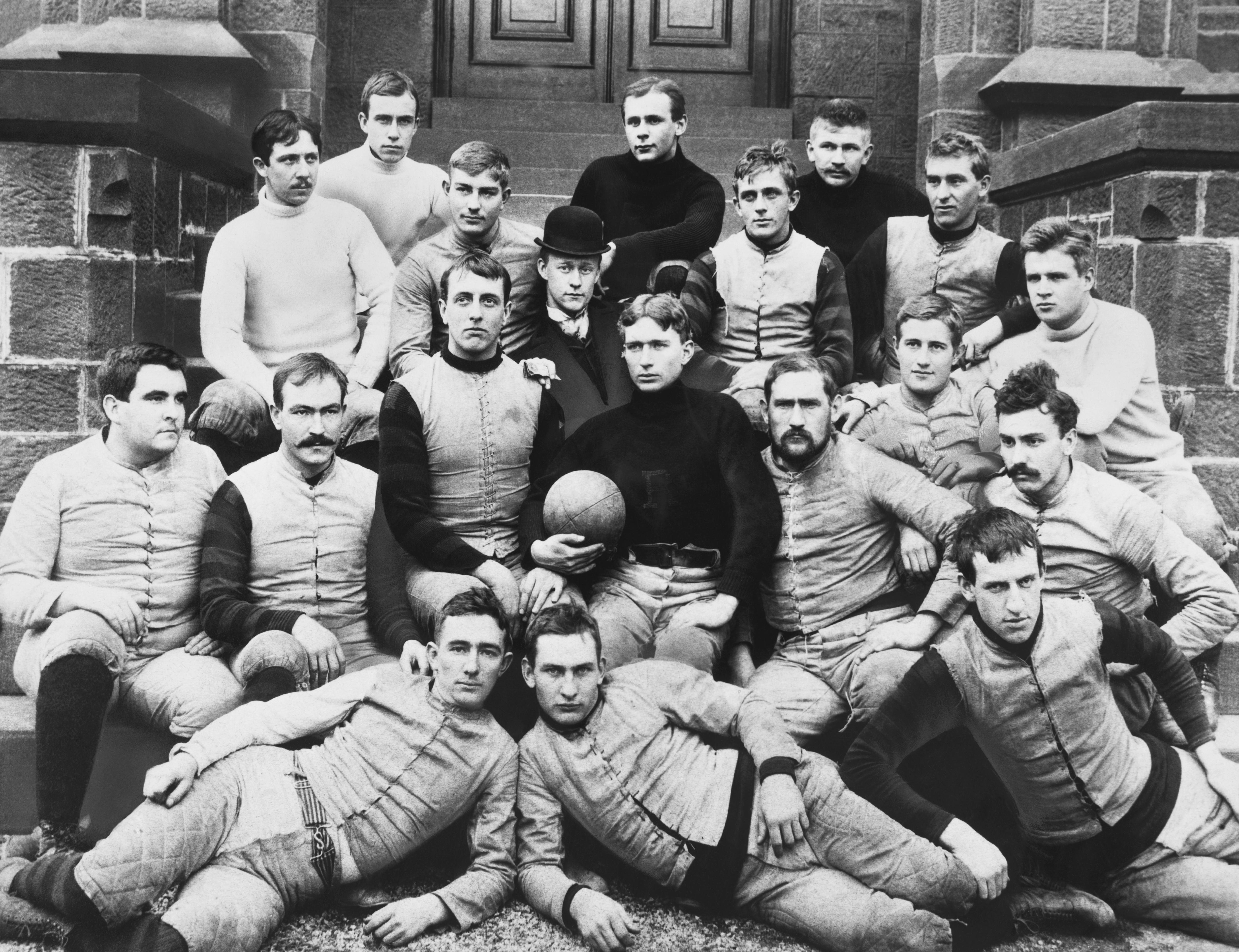 Rutger's 1891 Football Team
