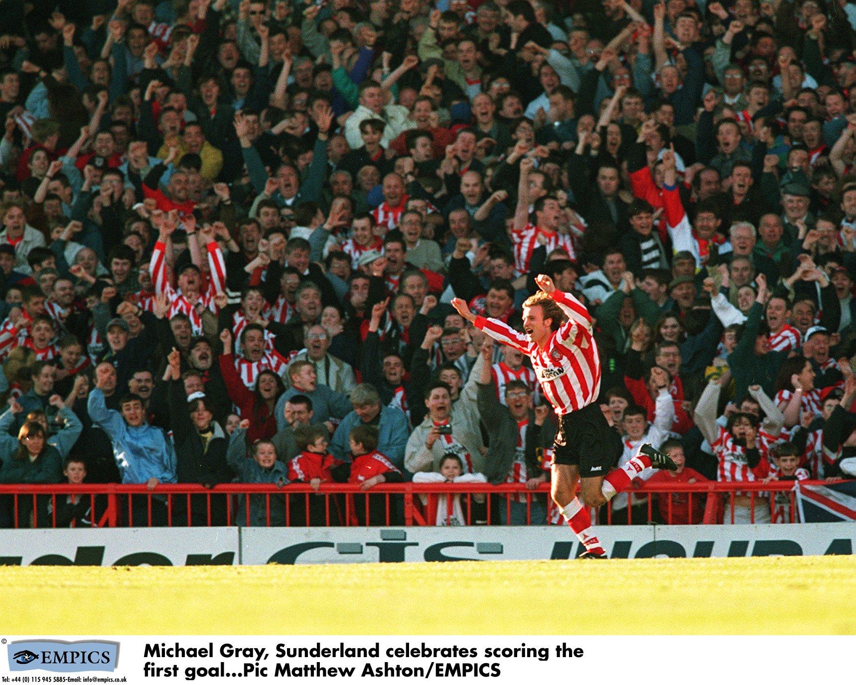 English Soccer - Sunderland v Manchester United