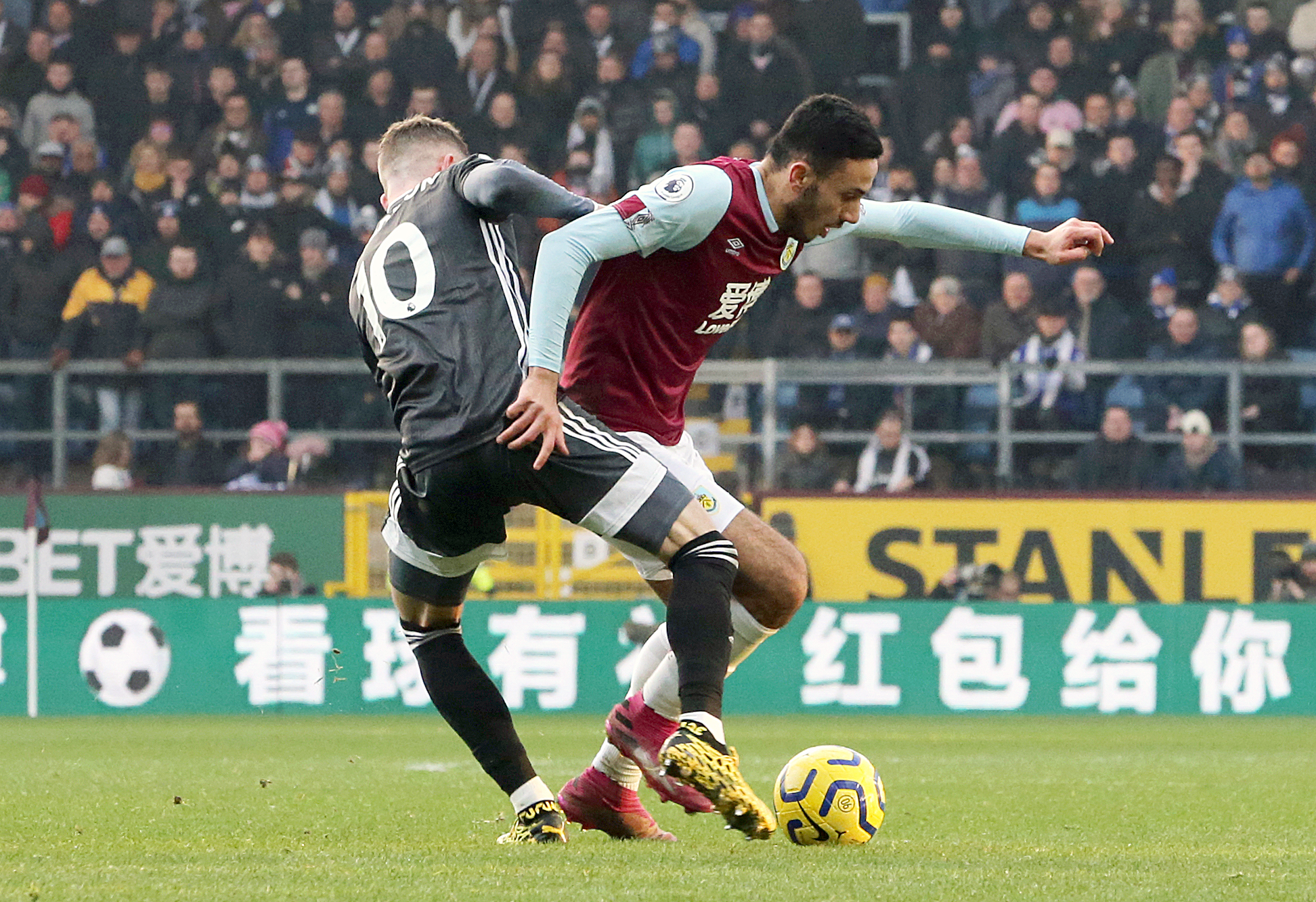 Burnley FC v Leicester City - Premier League