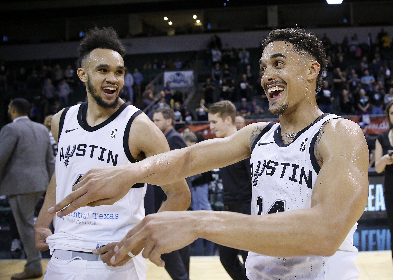 NBA G-League Playoffs - South Bay Lakers v Austin Spurs