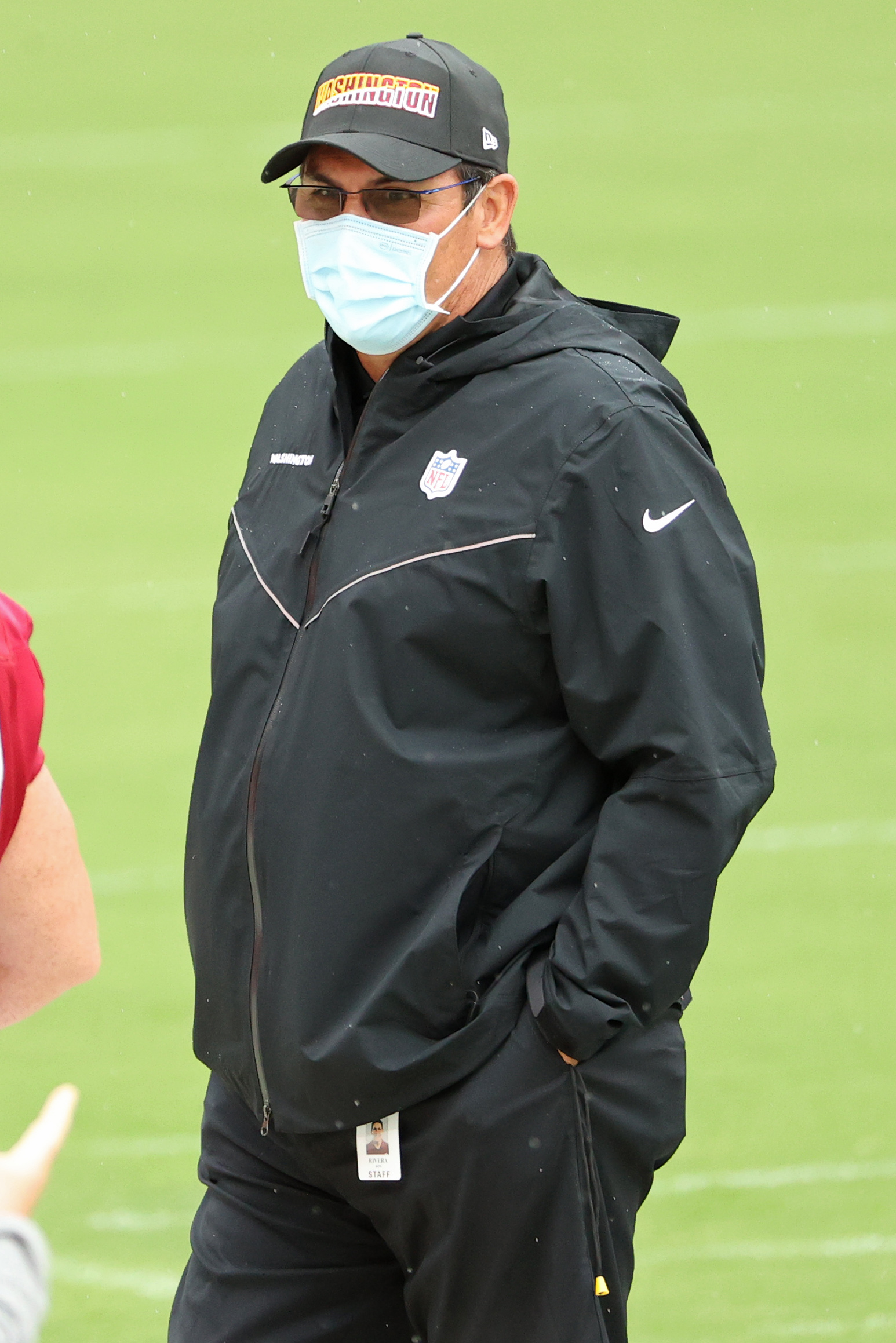 NFL: The Washington Football Team-Srimmage