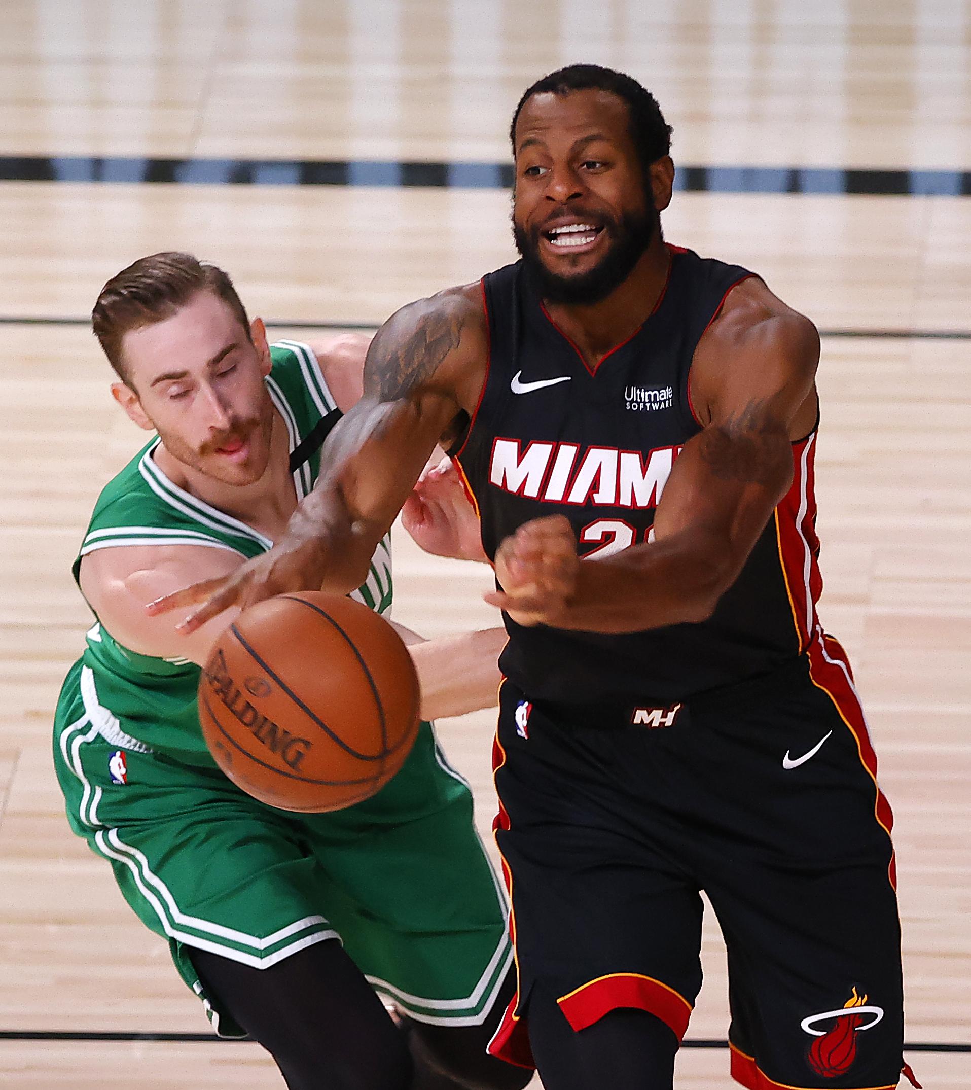 Boston Celtics v Miami Heat - Game Three