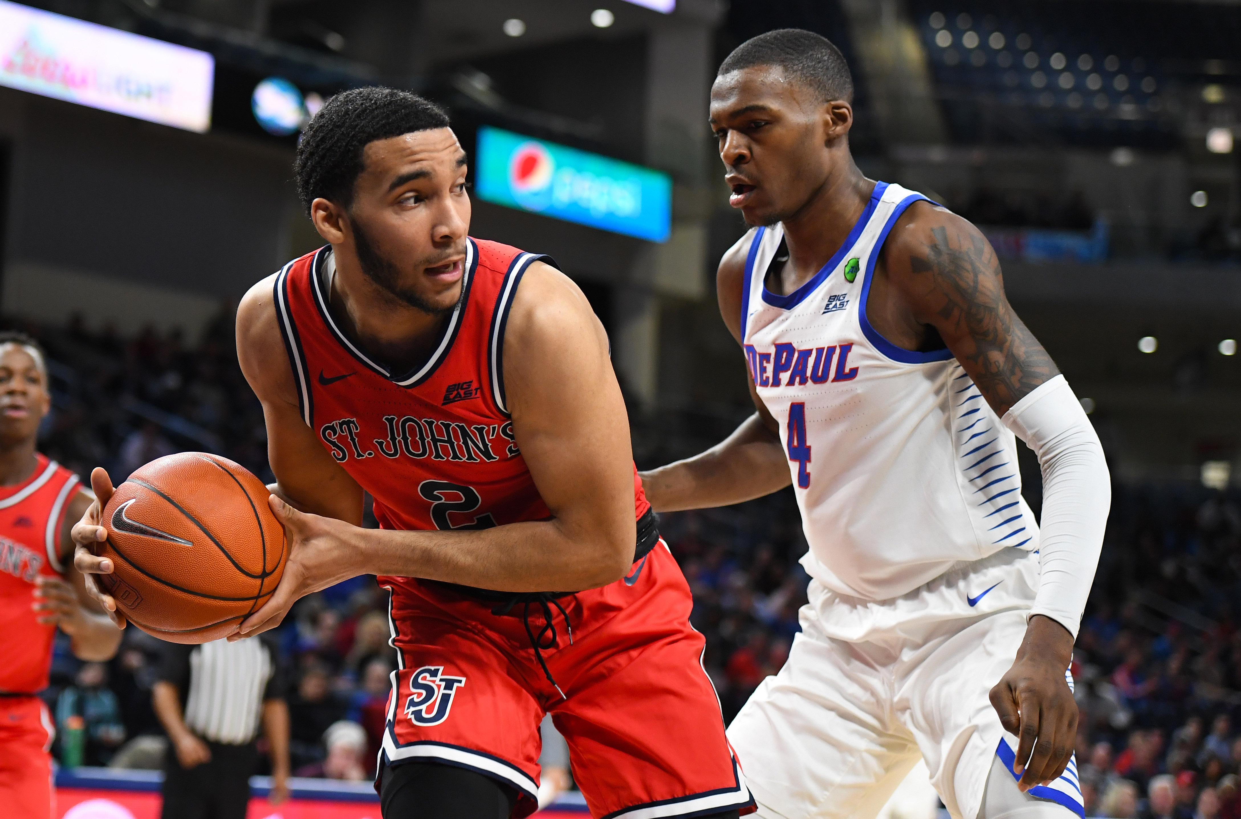 NCAA Basketball: St. John at DePaul