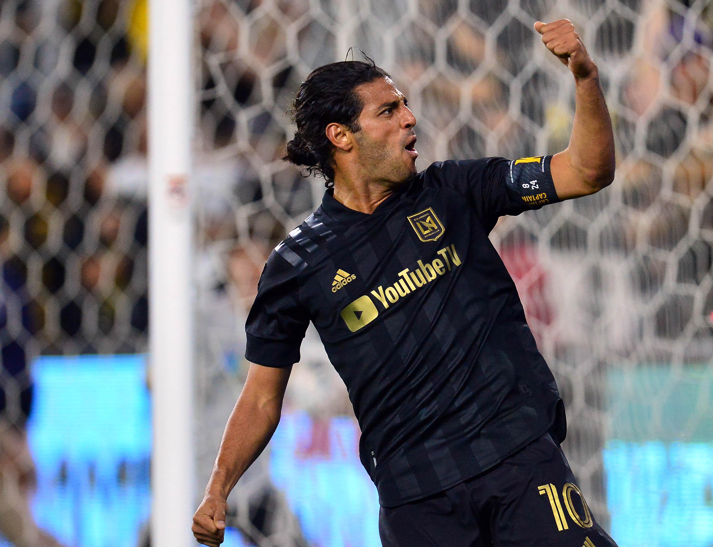 MLS: Club Leon at Los Angeles Football Club