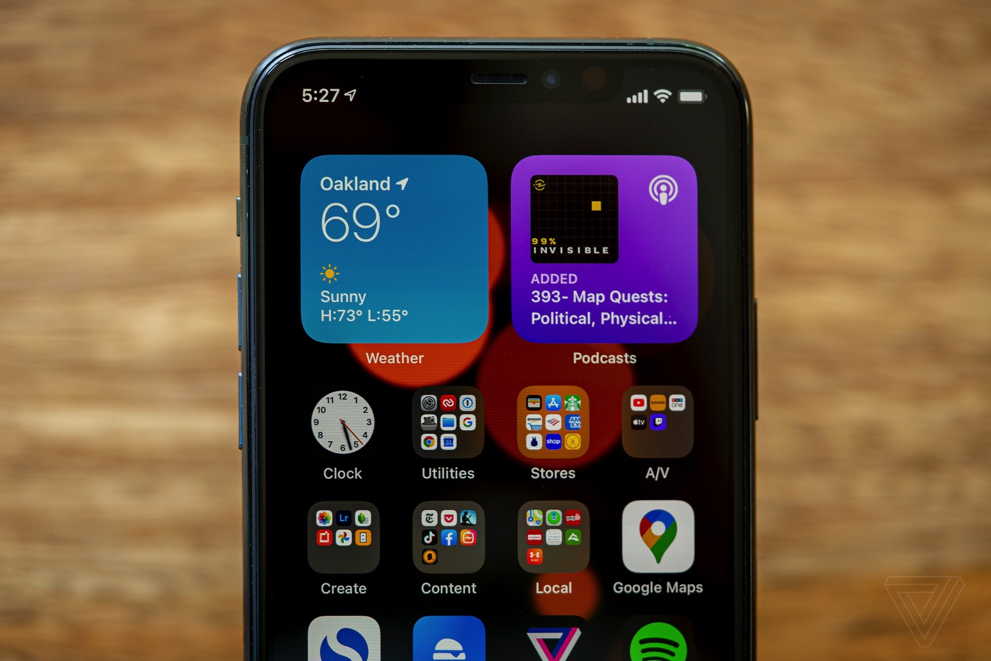 New home screen widgets in iOS 14