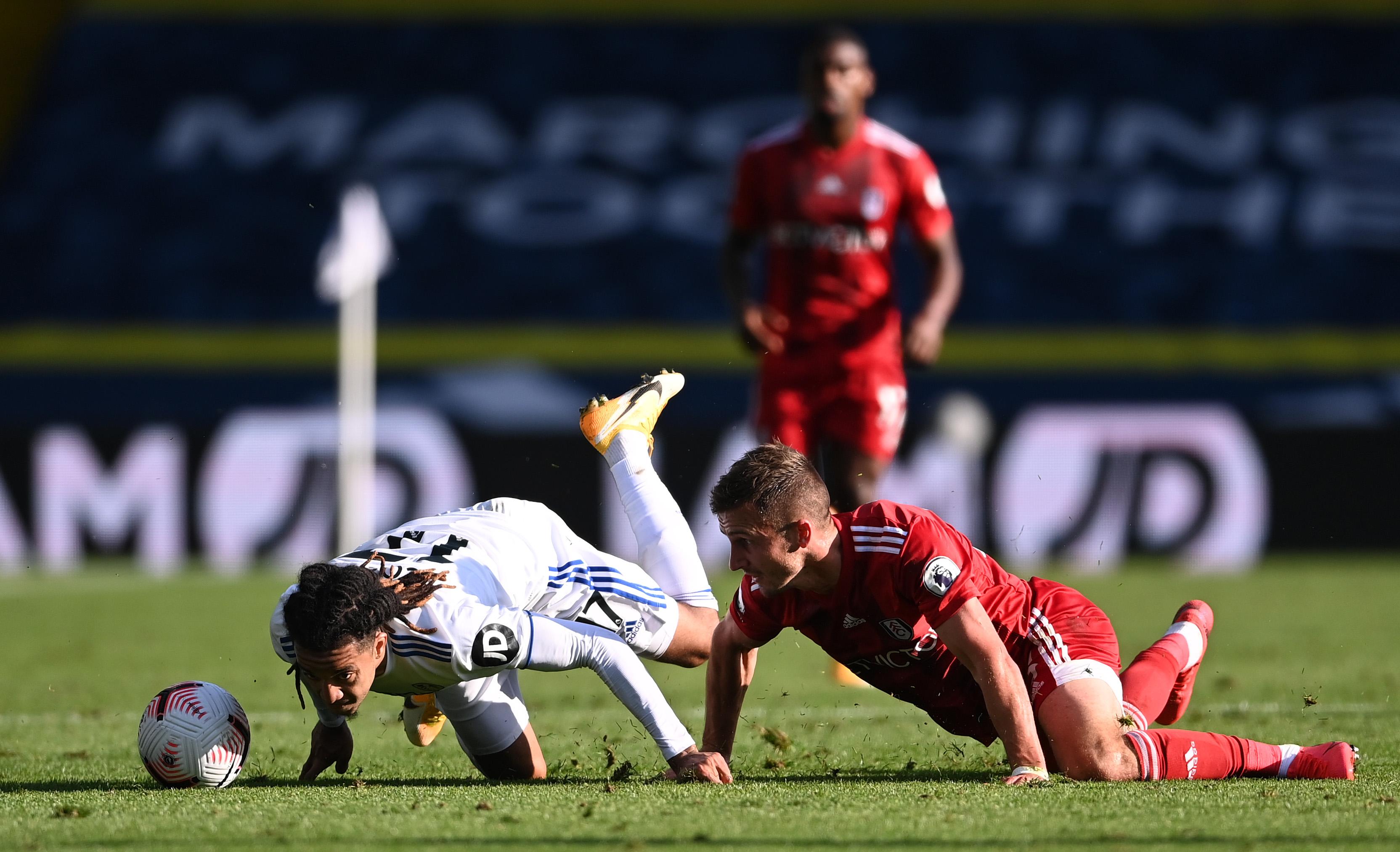 Leeds United v Fulham - Premier League
