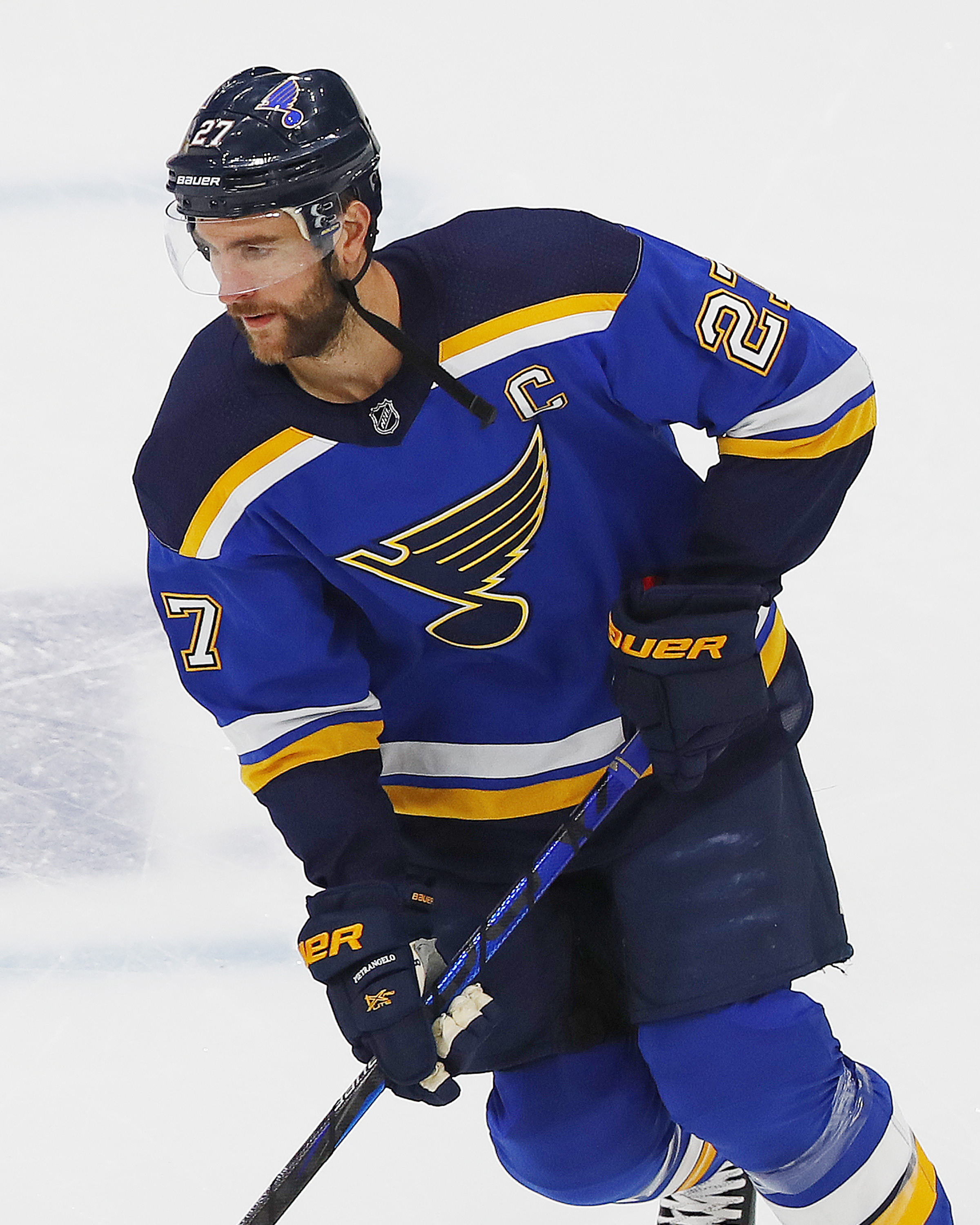NHL: Western Conference Qualifications-Dallas Stars at St. Louis Blues