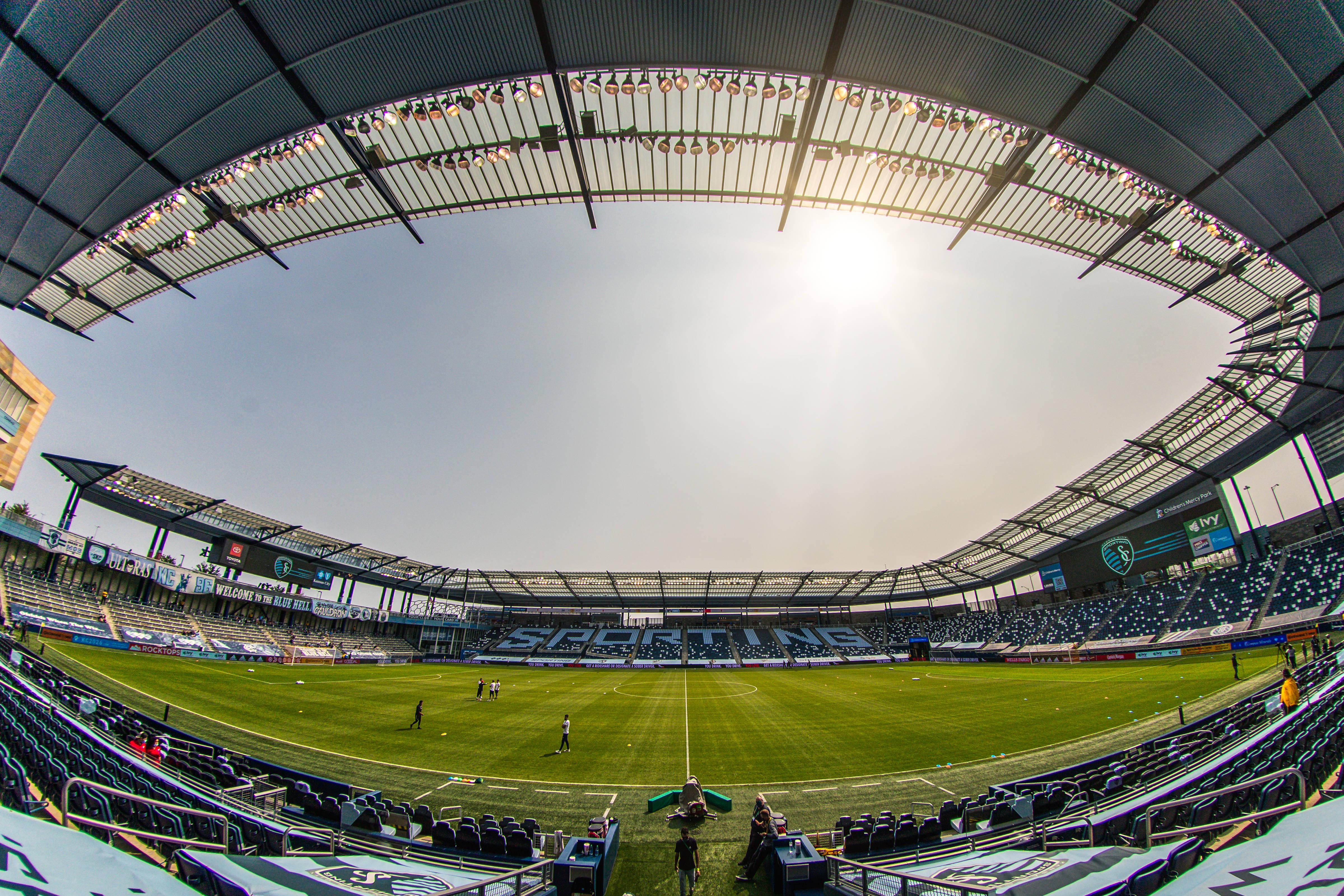 SOCCER: SEP 19 MLS - FC Dallas at Sporting Kansas City