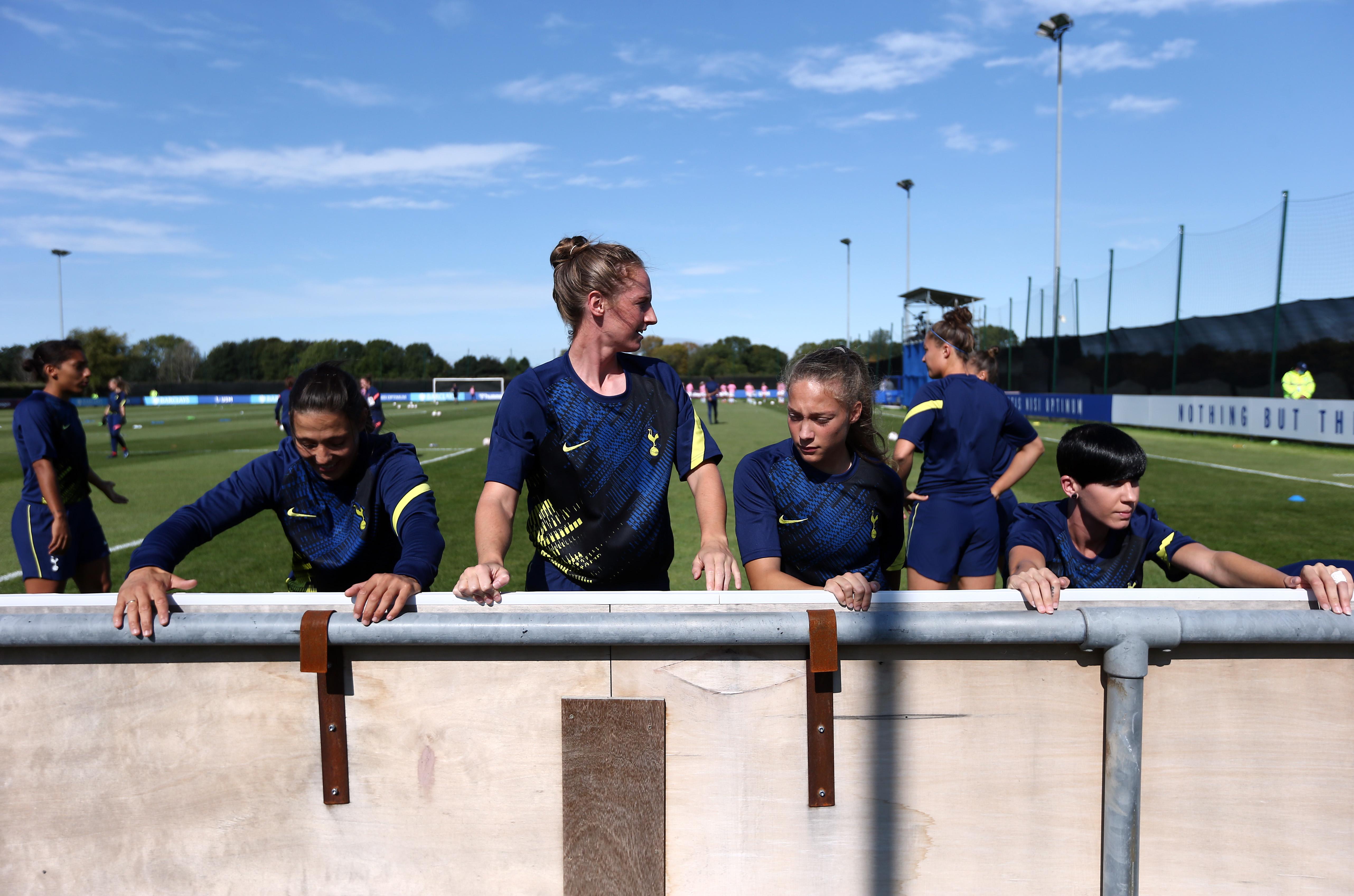 Everton v Tottenham Hotspur - Barclays FA Women's Super League