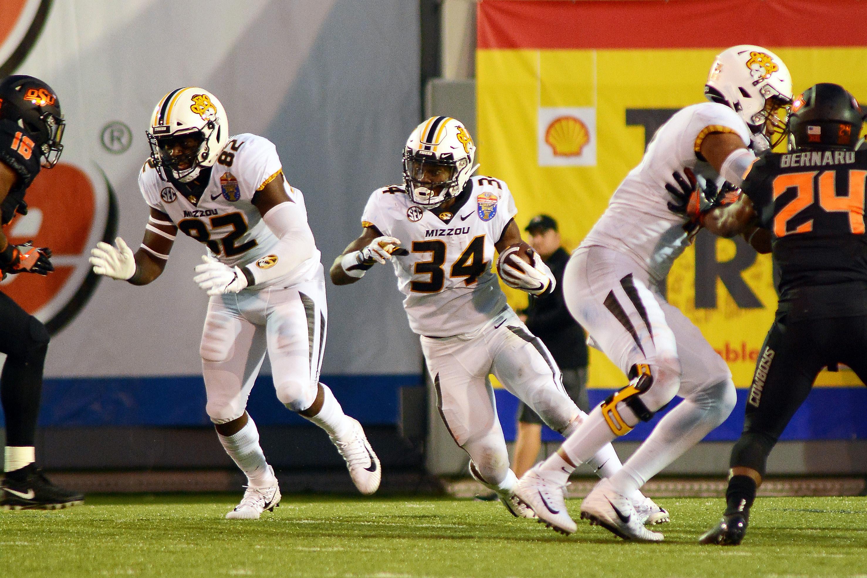 COLLEGE FOOTBALL: DEC 31 Liberty Bowl - Missouri v Oklahoma State