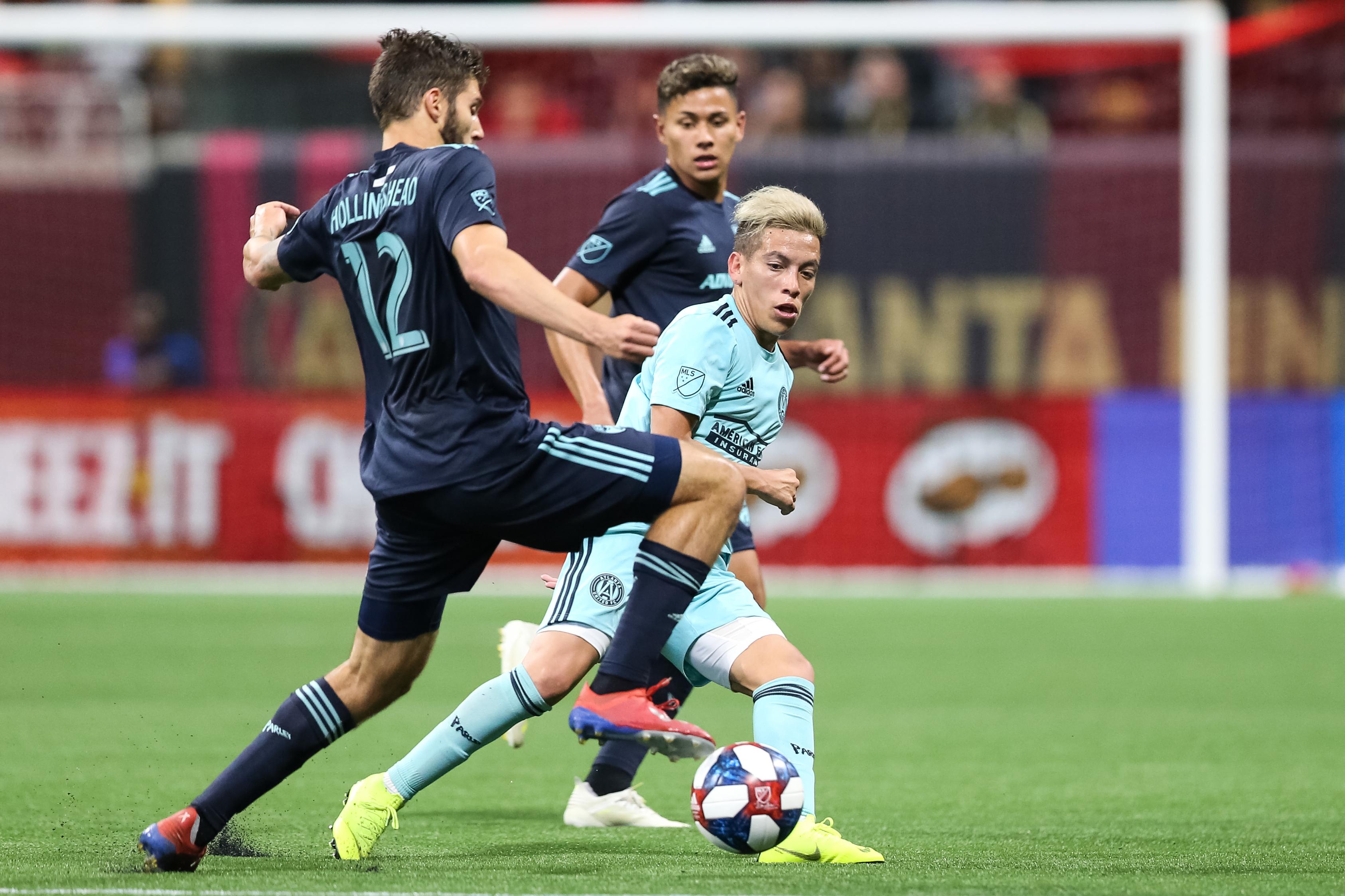 FC Dallas v Atlanta United FC