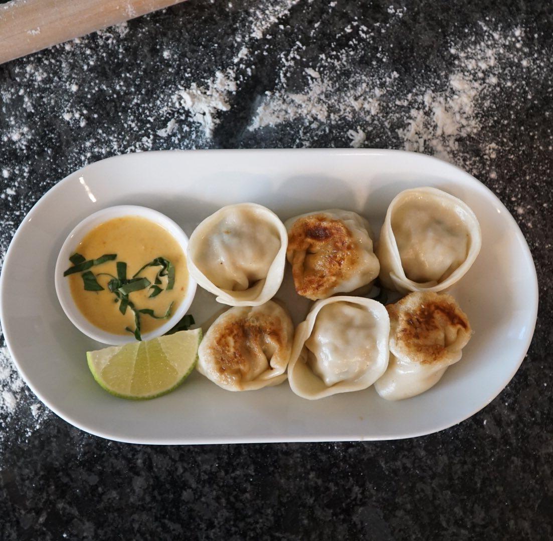 Dumplings from Steamies