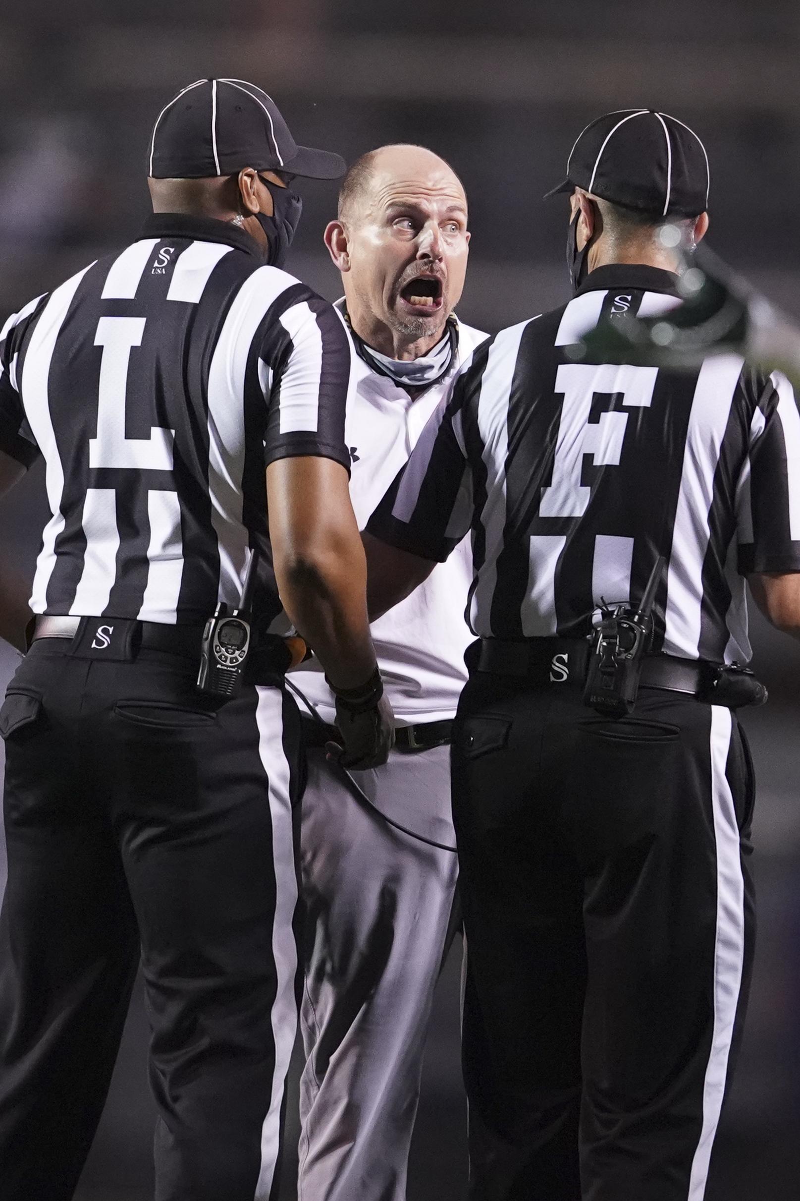 NCAA Football: Central Arkansas at Alabama-Birmingham