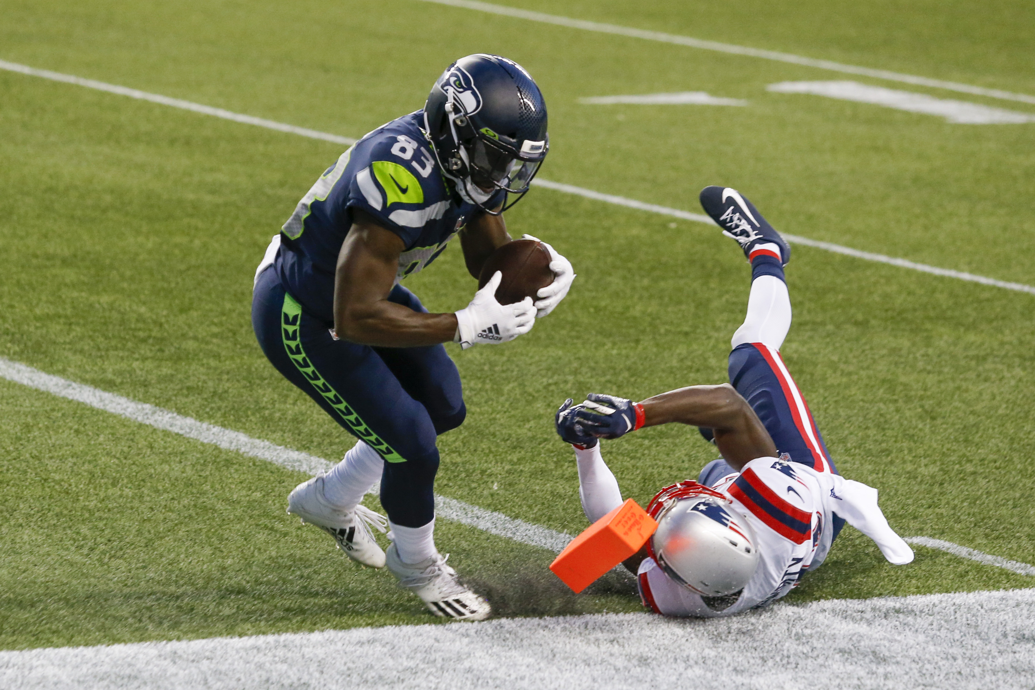 NFL: New England Patriots at Seattle Seahawks