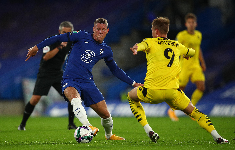 Chelsea v Barnsley - Carabao Cup Third Round
