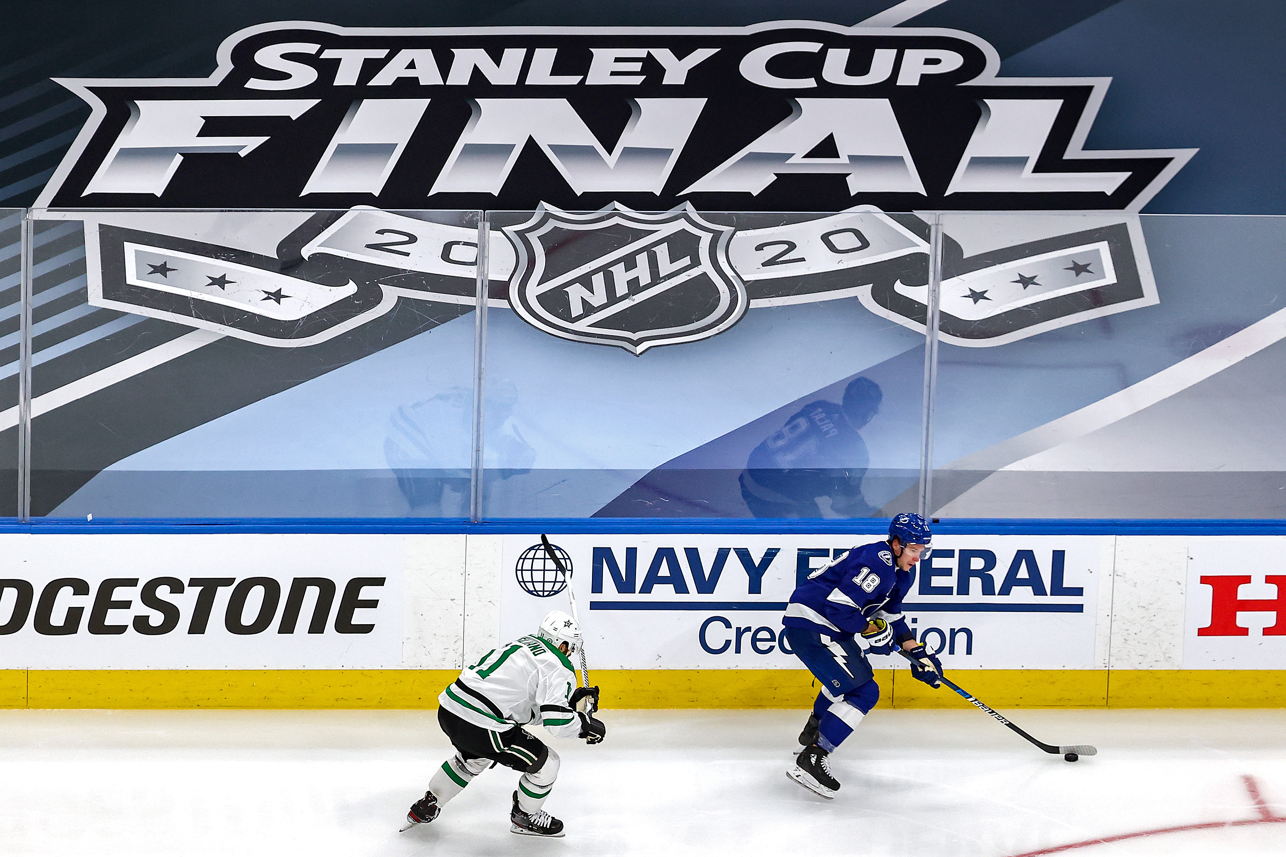 2020 NHL Stanley Cup Final - Game Two