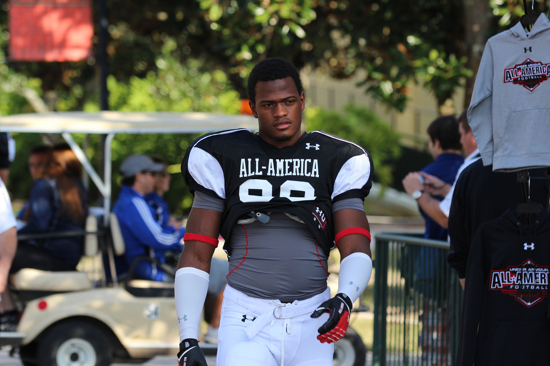 Recruiting writer JLgrindin takes a guess at the percentage chance that Elijah Daniel (pictured above) and other MSU targets end up in Starkville