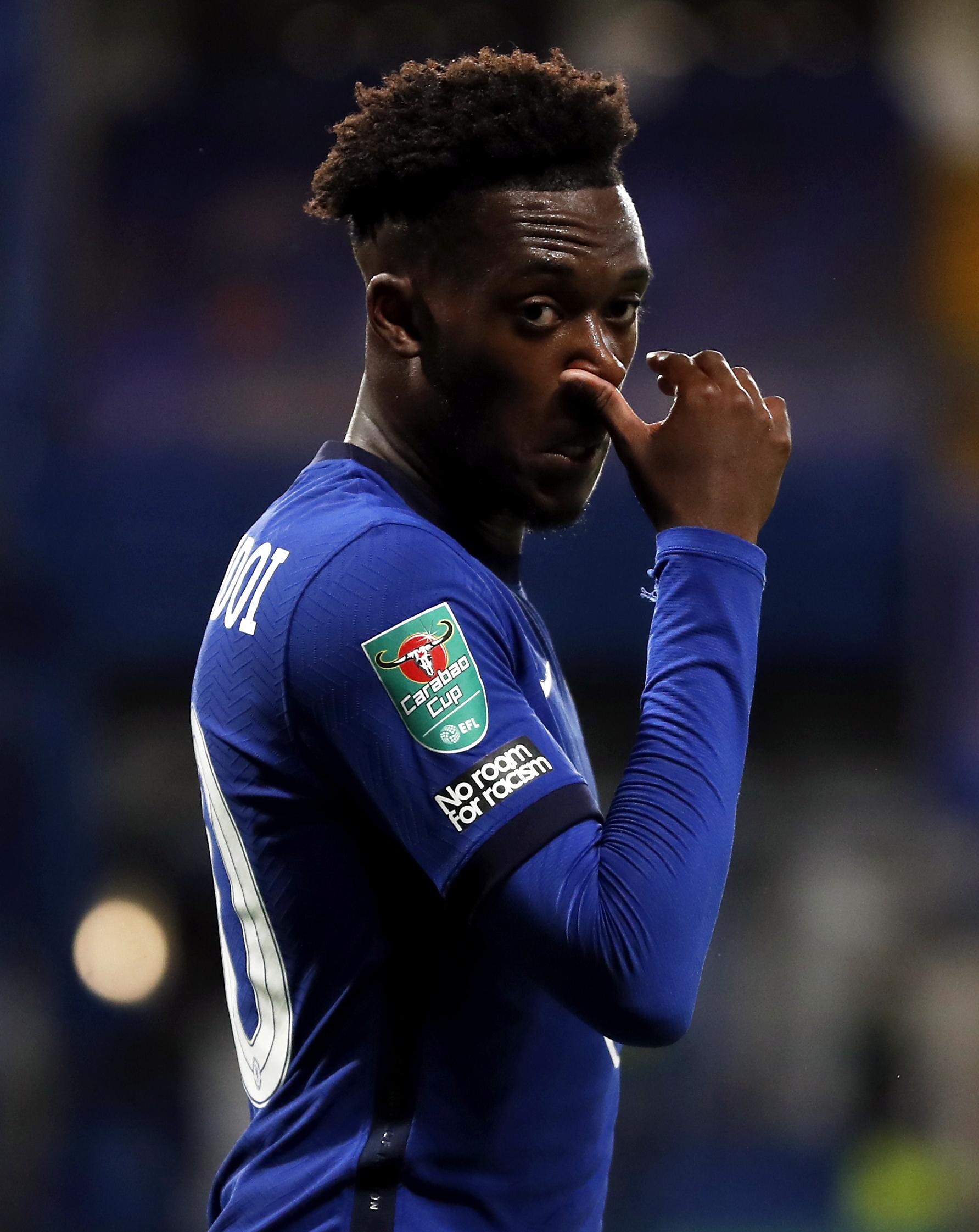 Chelsea v Barnsley - Carabao Cup - Third Round - Stamford Bridge