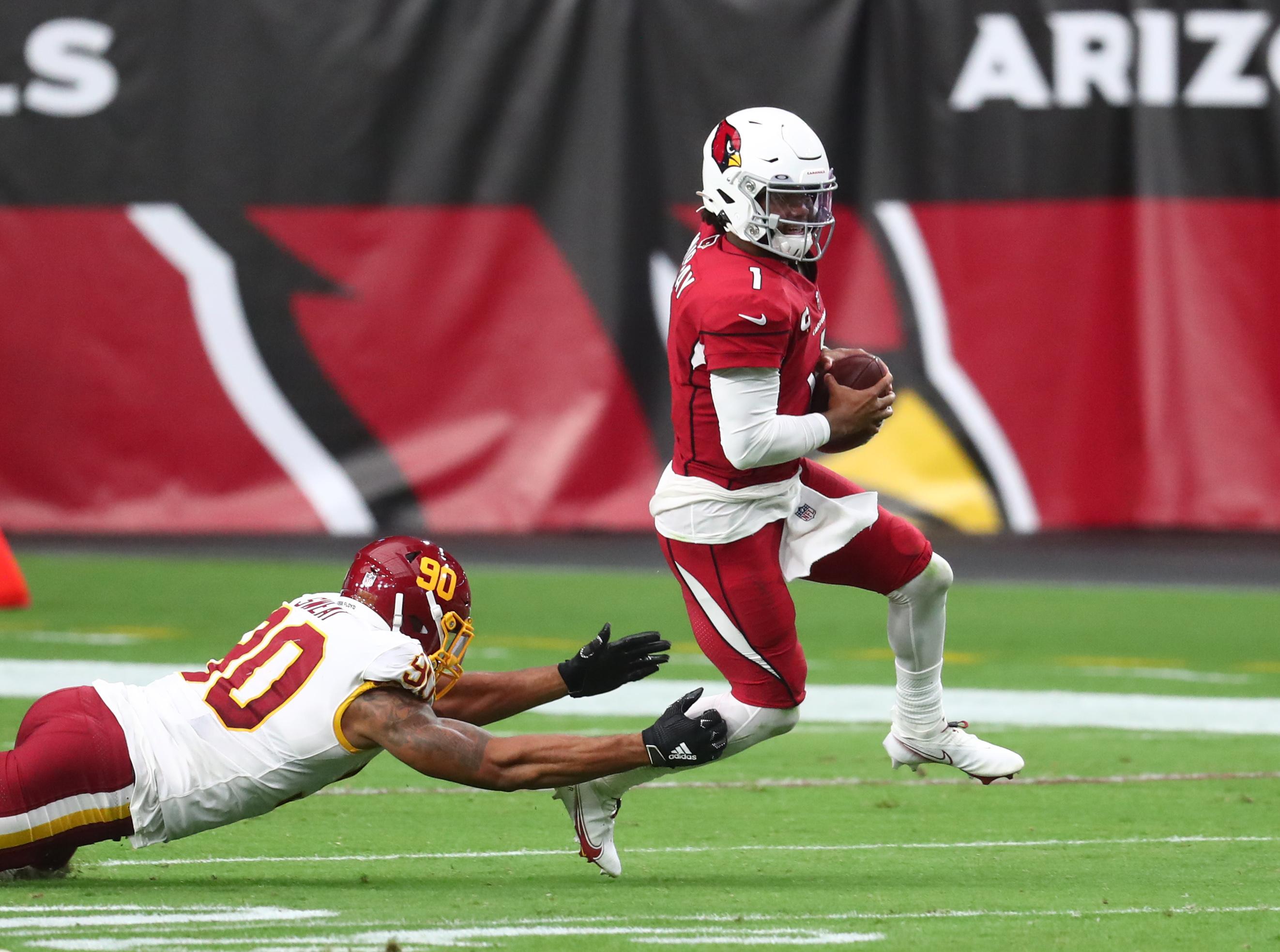 NFL: Washington Football Team at Arizona Cardinals