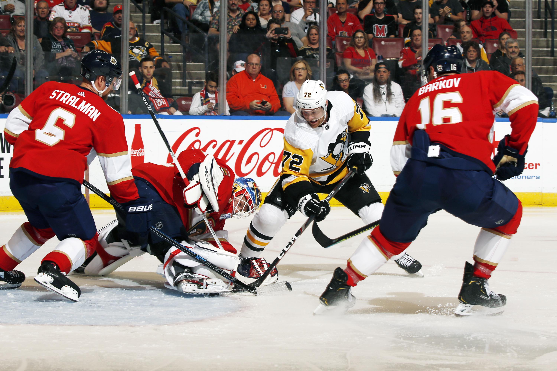 Pittsburgh Penguins v Florida Panthers