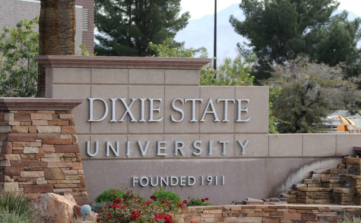 Dixie State University announced Monday it has placed a moratorium on parts of its free speech policy after three students sued the university in March for refusing to let them post satirical fliers.