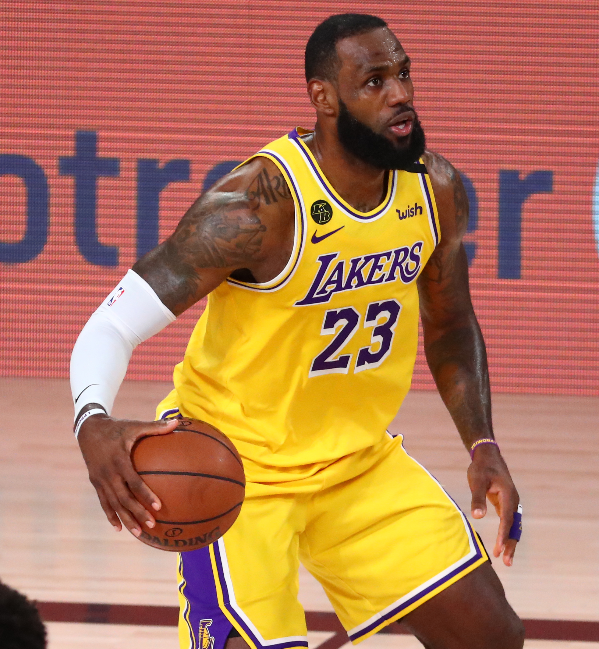 NBA: Playoffs-Los Angeles Lakers at Denver Nuggets