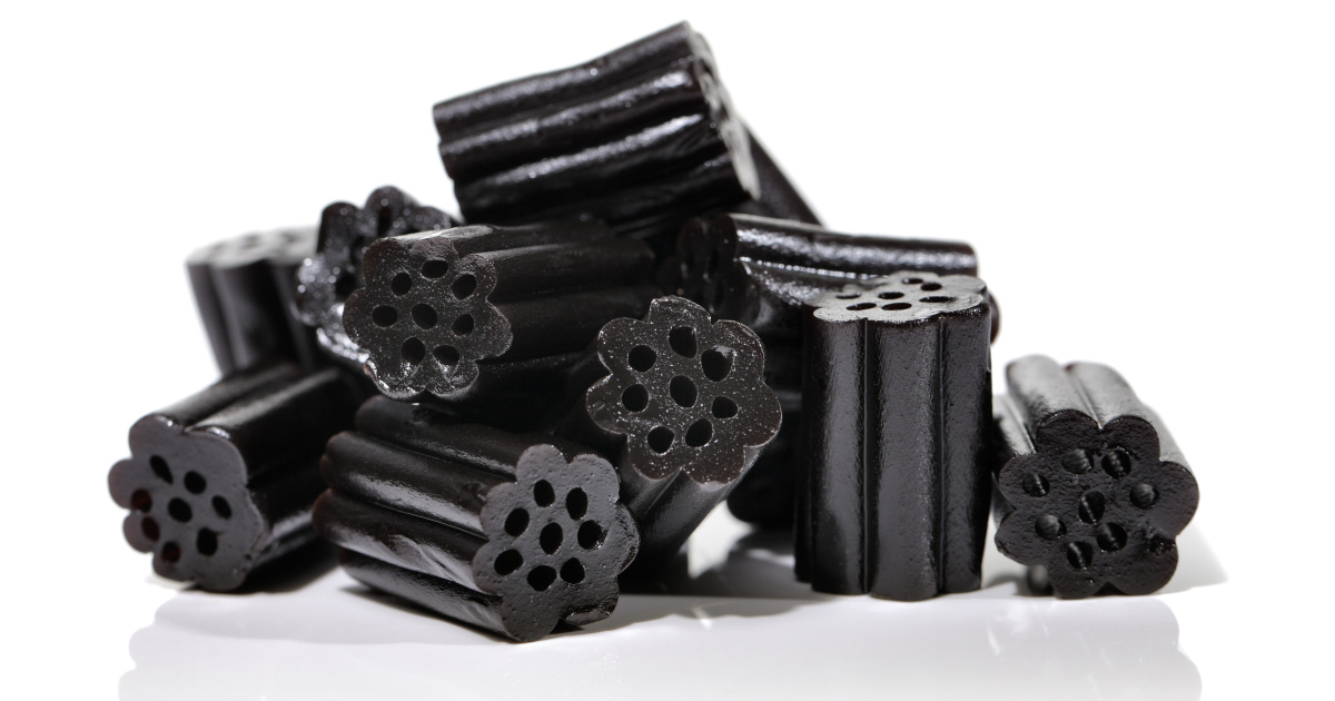 """Even a small amount of licorice you eat can increase your blood pressure a little bit,"" says one health expert."