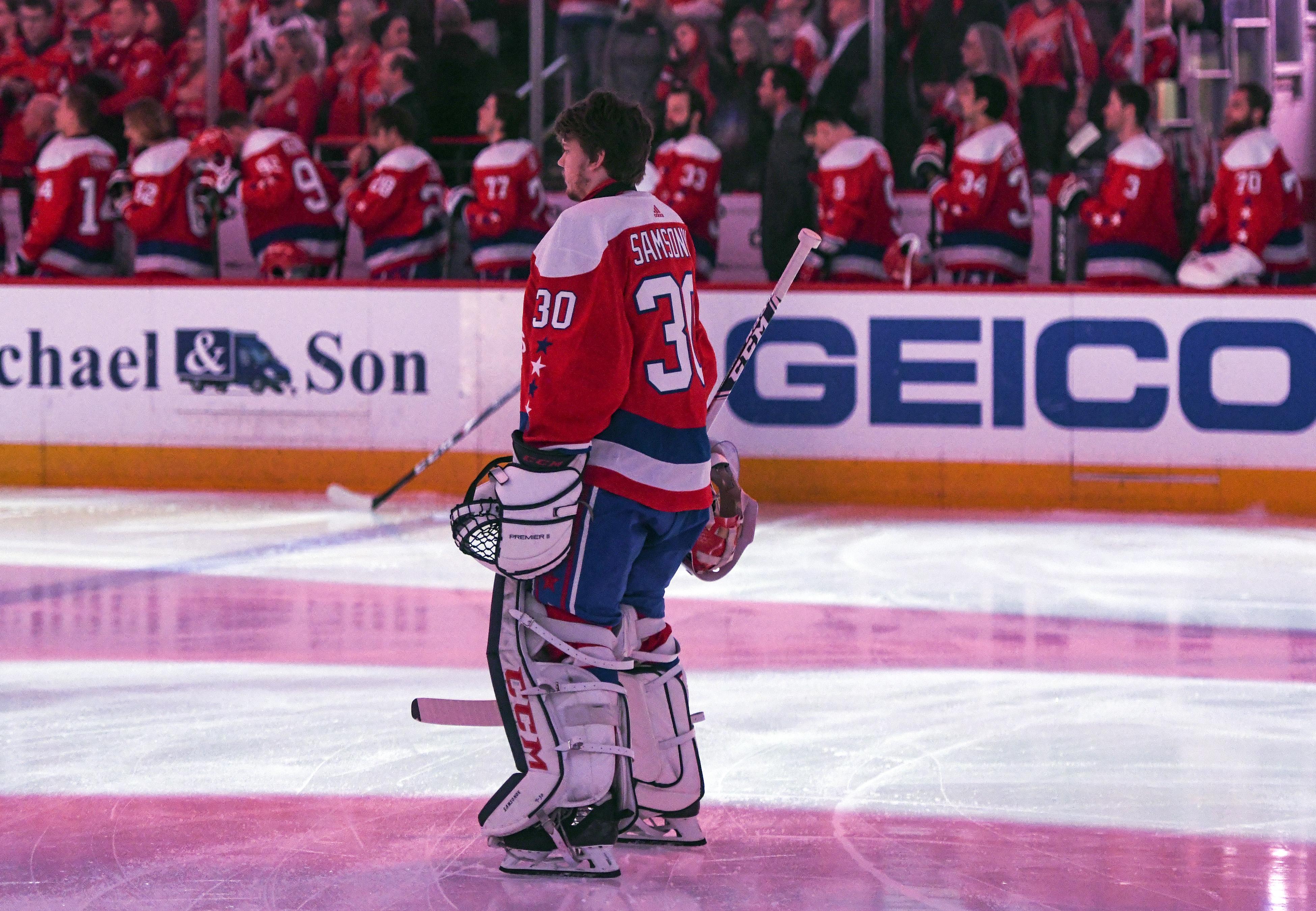 NHL: FEB 02 Penguins at Capitals