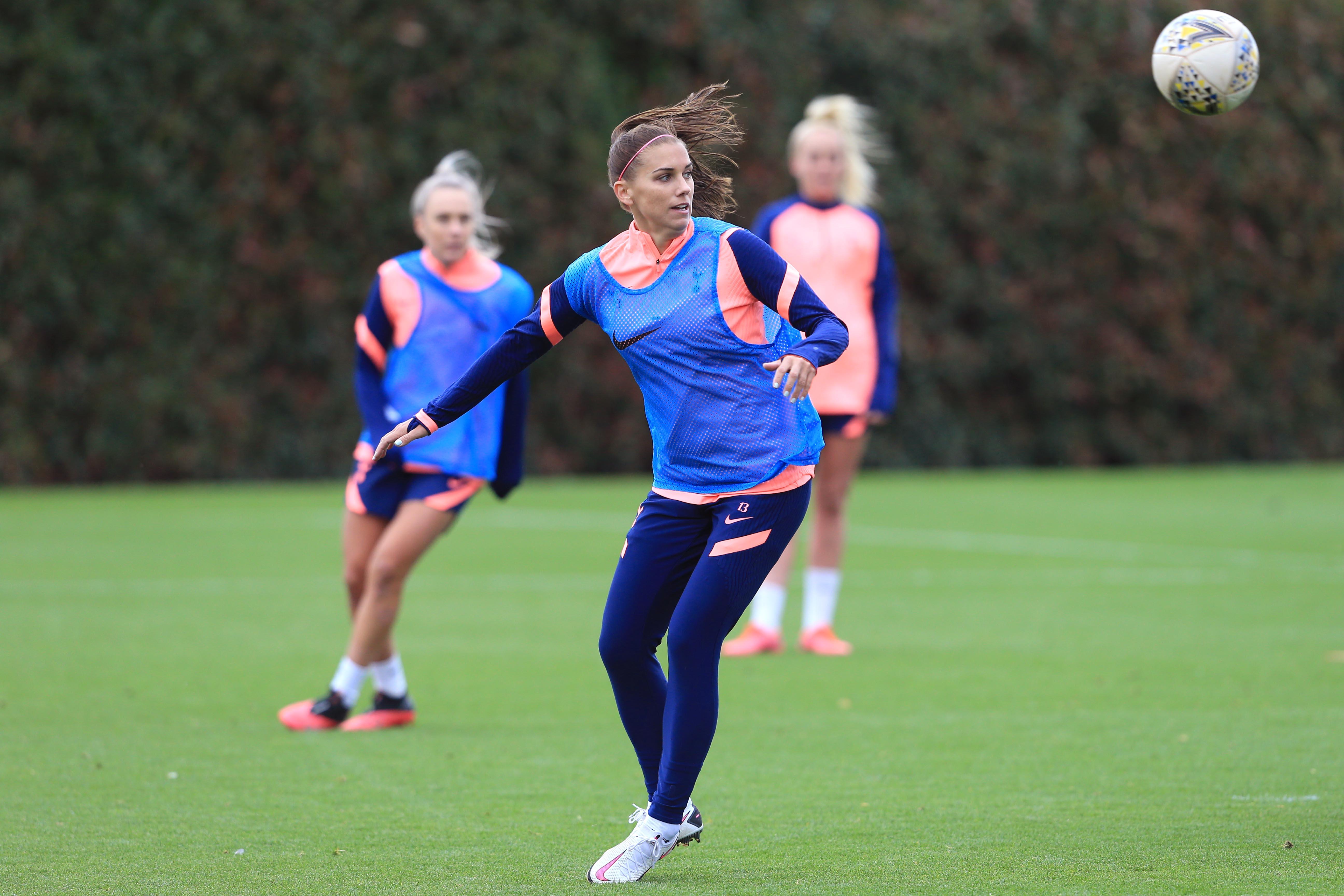 Tottenham Hotspur Women Training Session