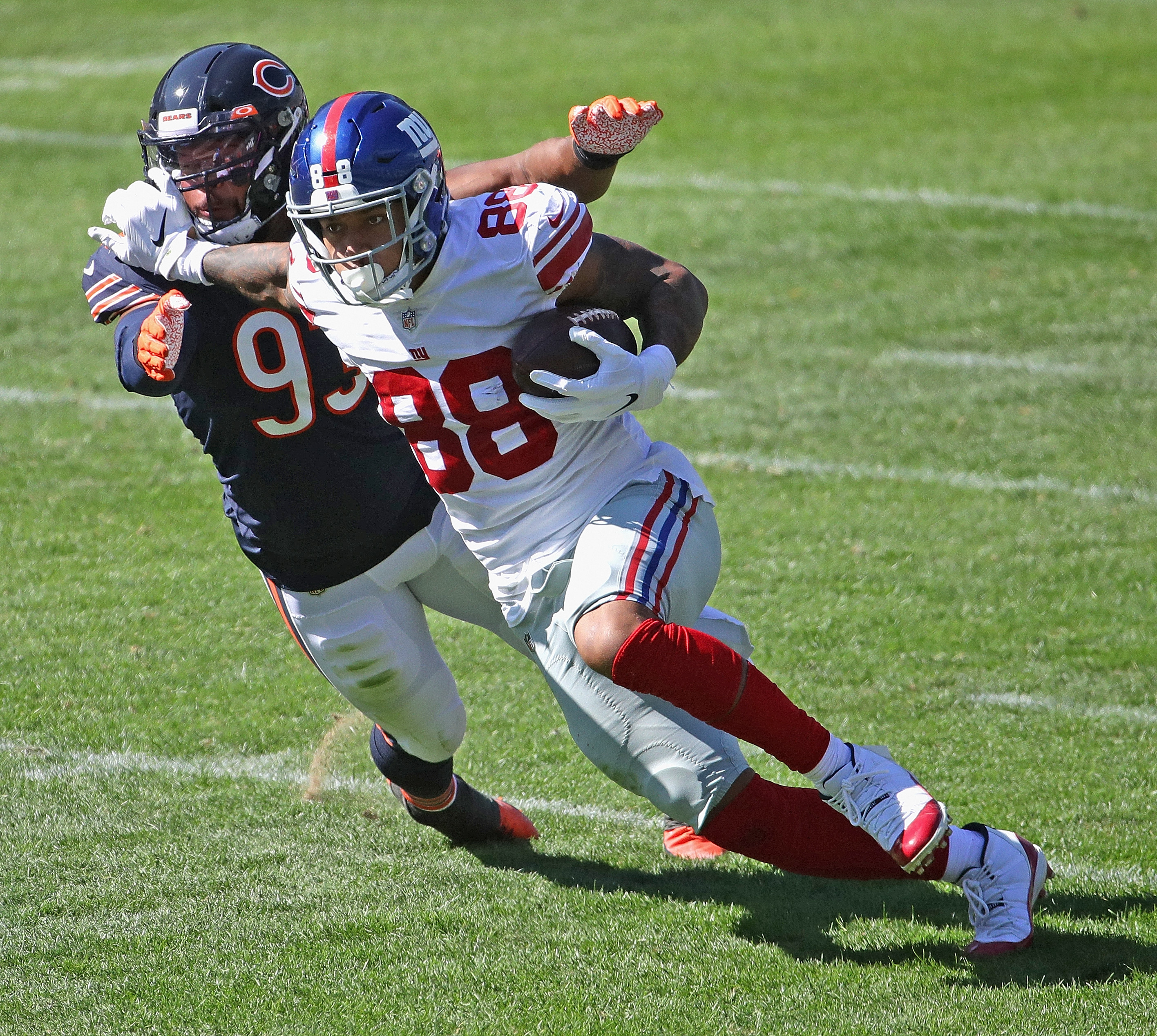 New York Giants v Chicago Bears