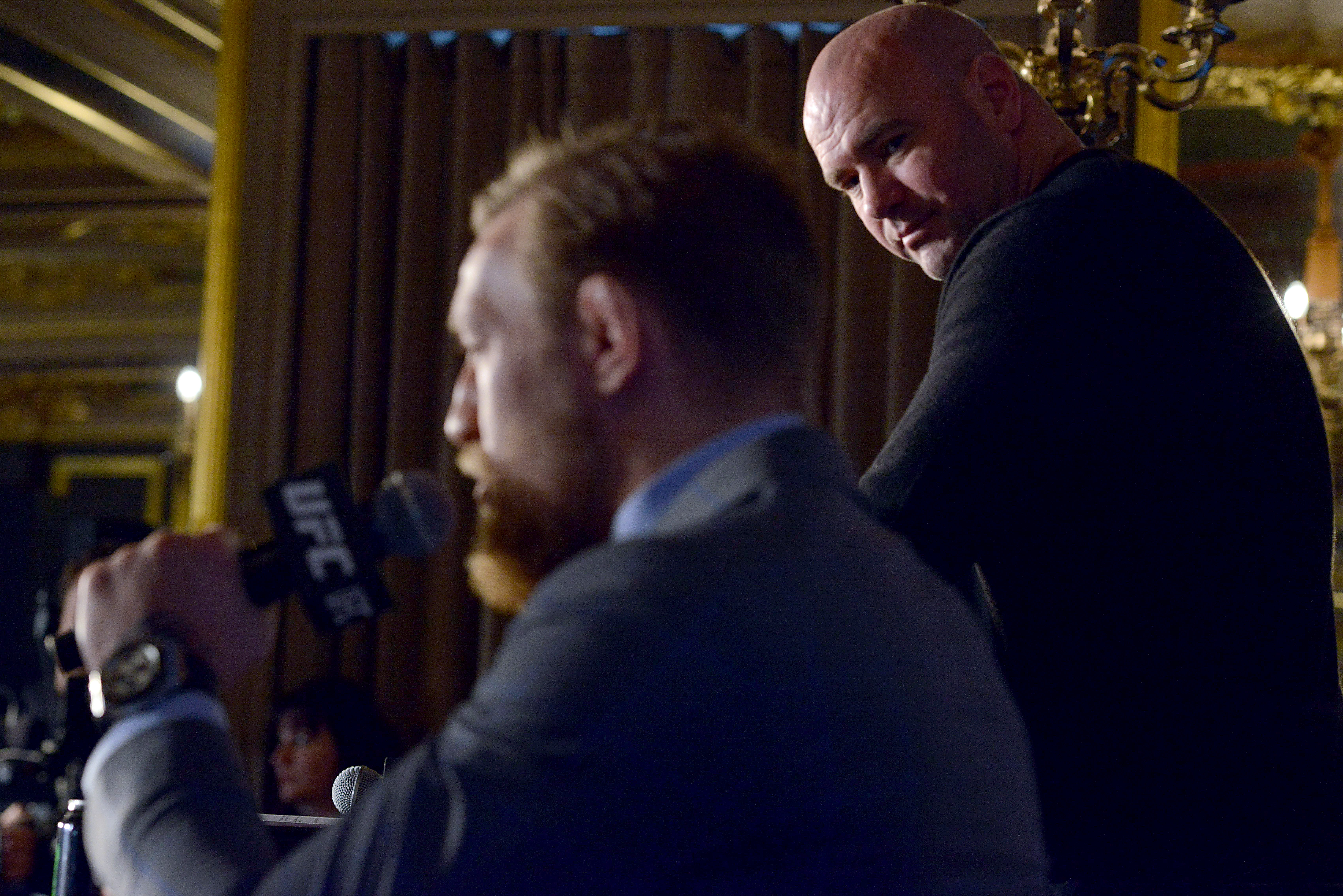 UFC 189 World Championship Press Tour - London