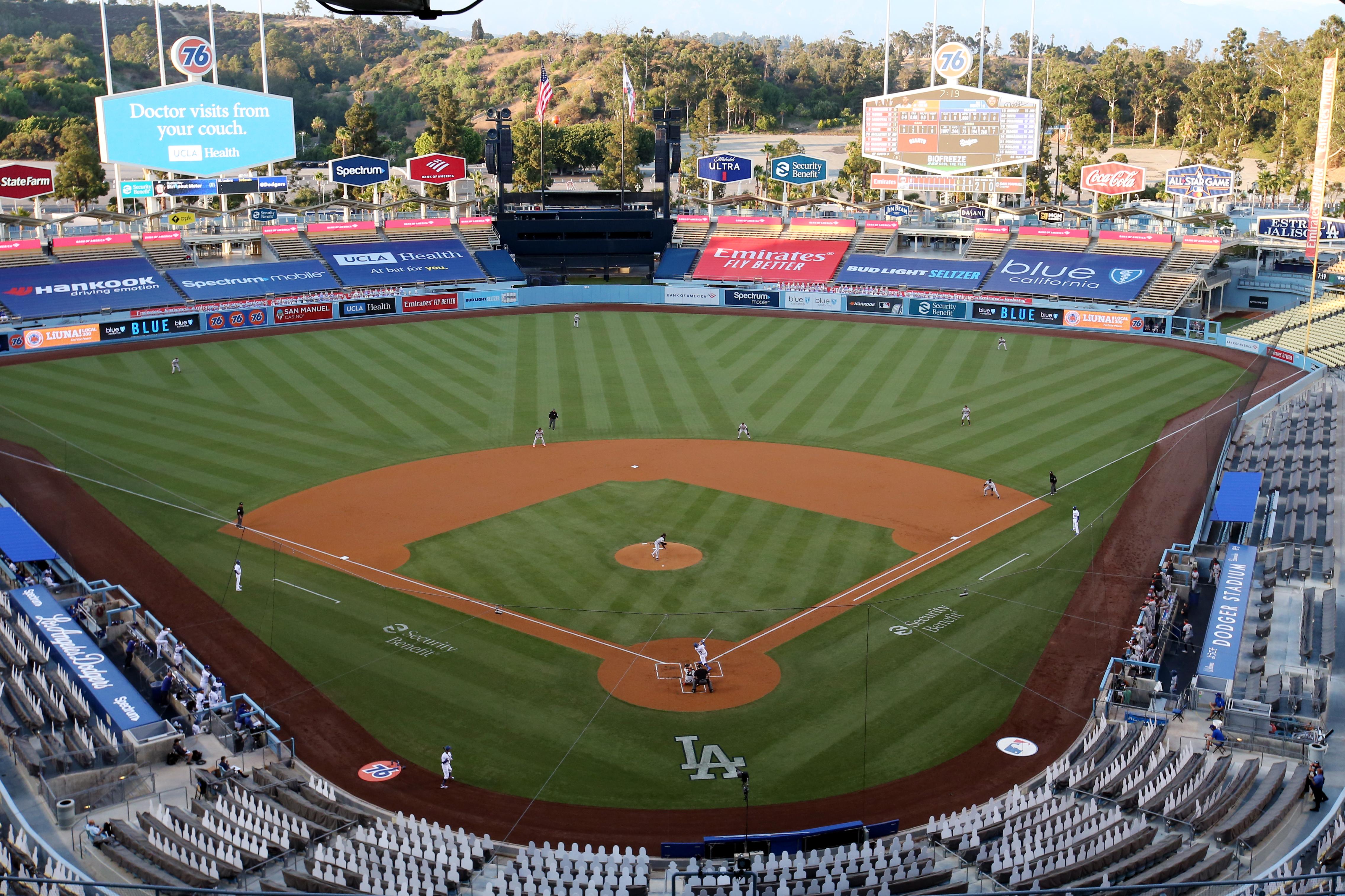 San Francisco Giants v. Los Angeles Dodgers