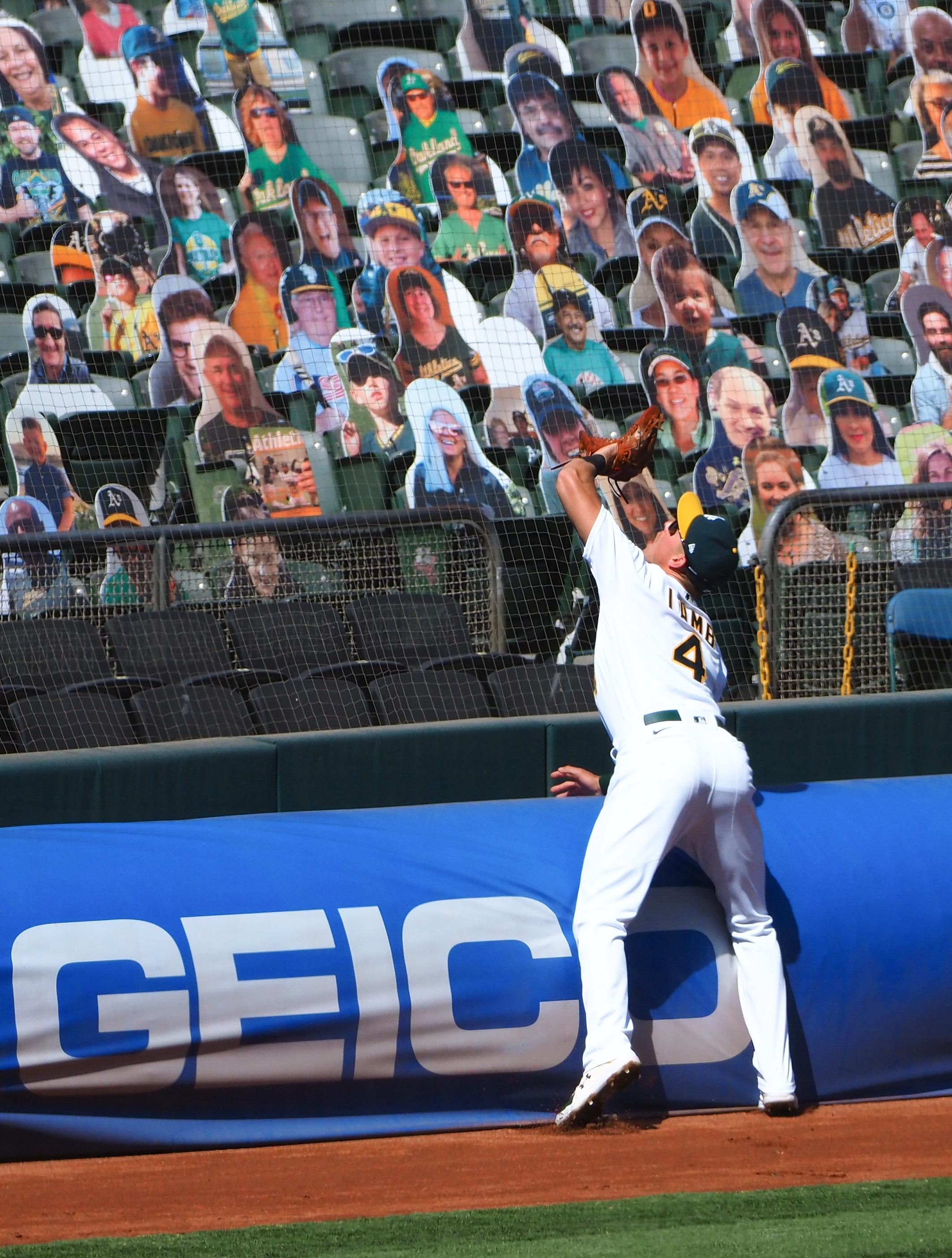 MLB: Seattle Mariners at Oakland Athletics
